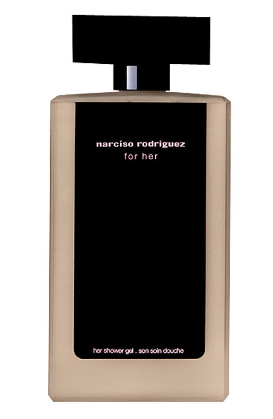 For Her Shower Gel,                             Main thumbnail 1, color,                             NO COLOR