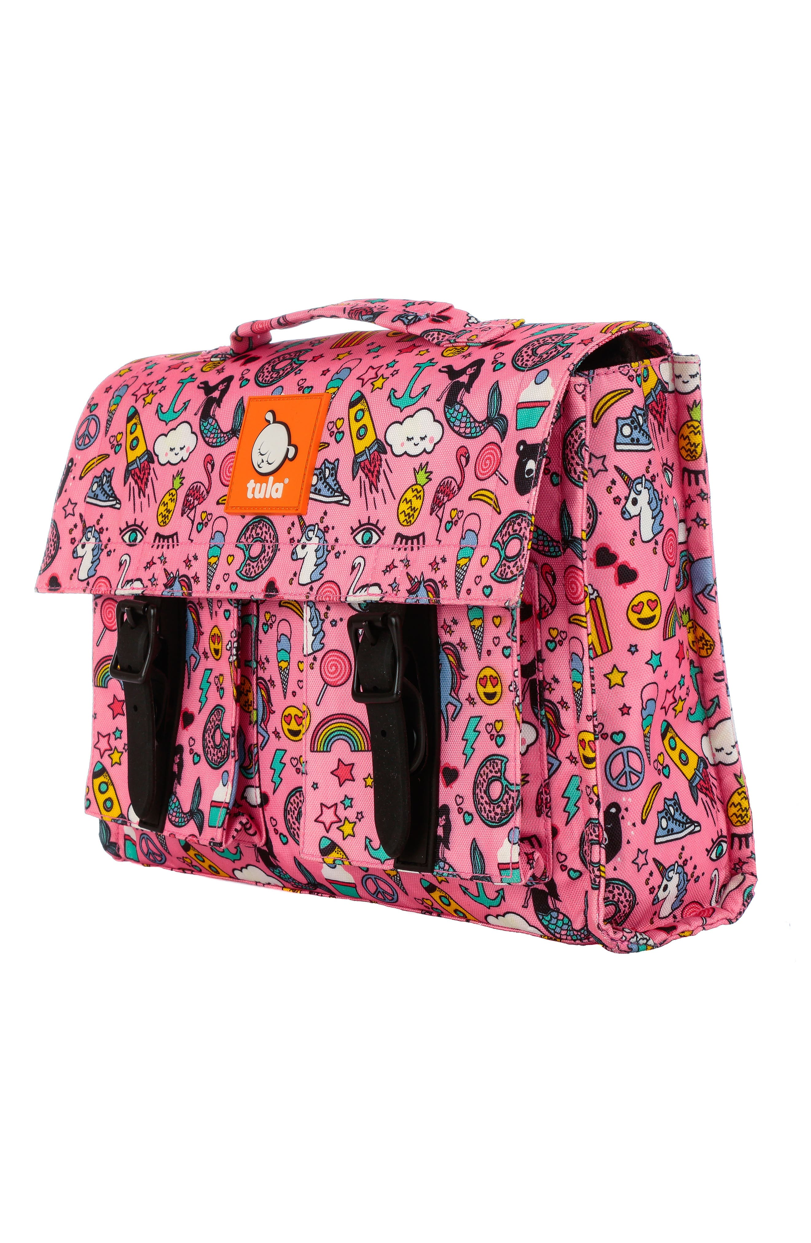 Stickers Backpack,                             Alternate thumbnail 3, color,                             650