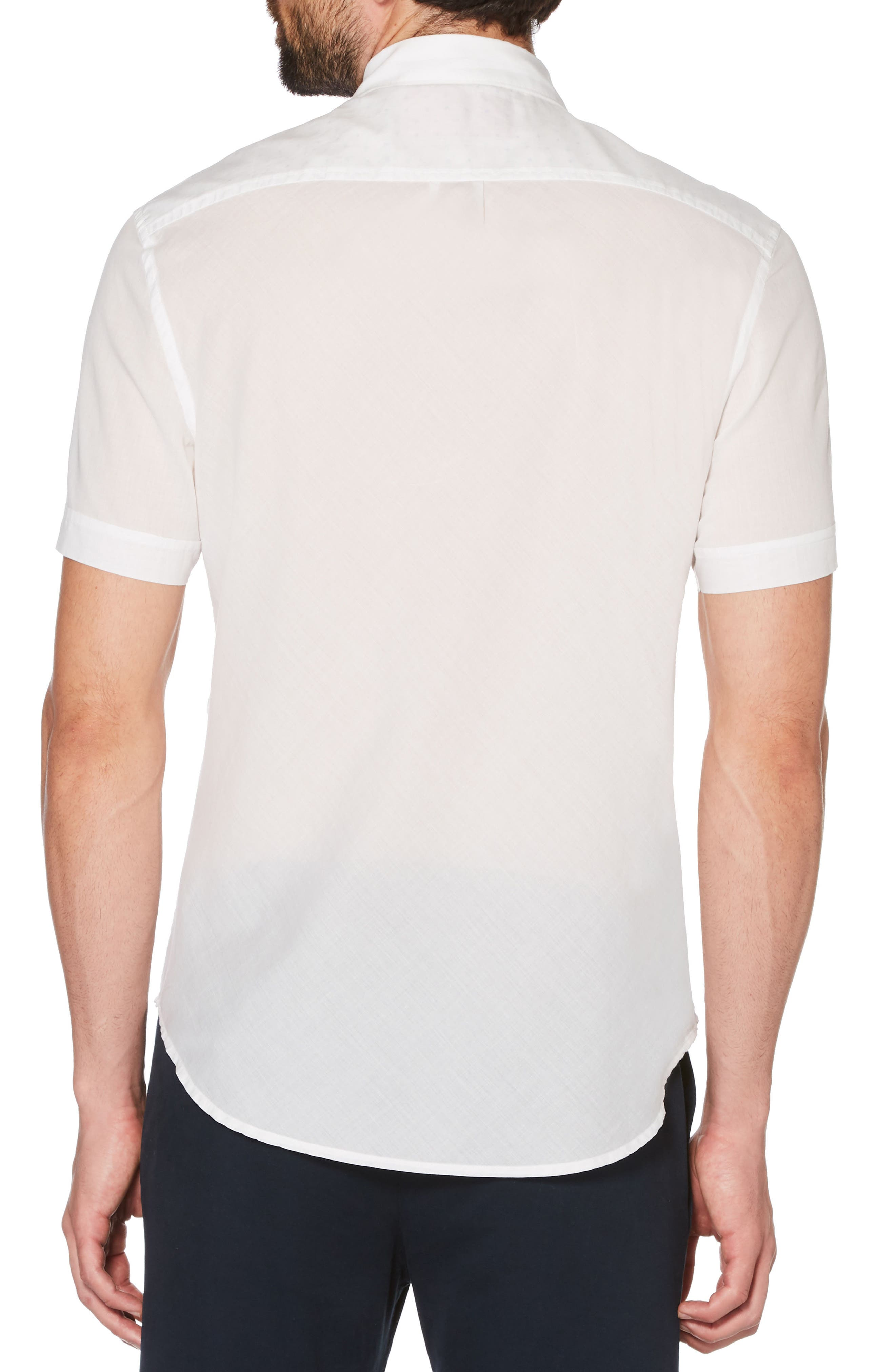 Engineered Stripe Shirt,                             Alternate thumbnail 3, color,