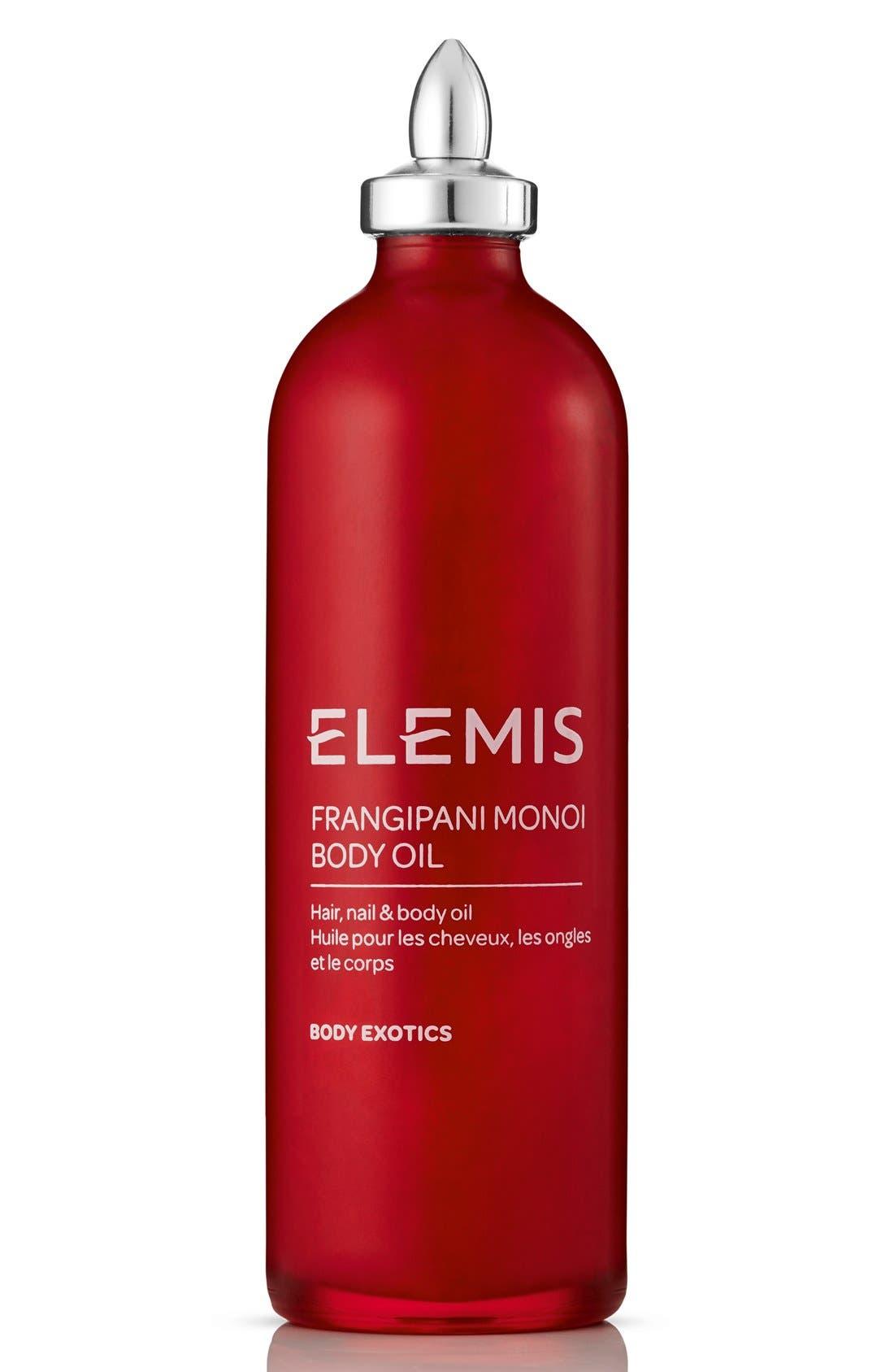 Frangipani Monoi Body Oil,                         Main,                         color, NO COLOR