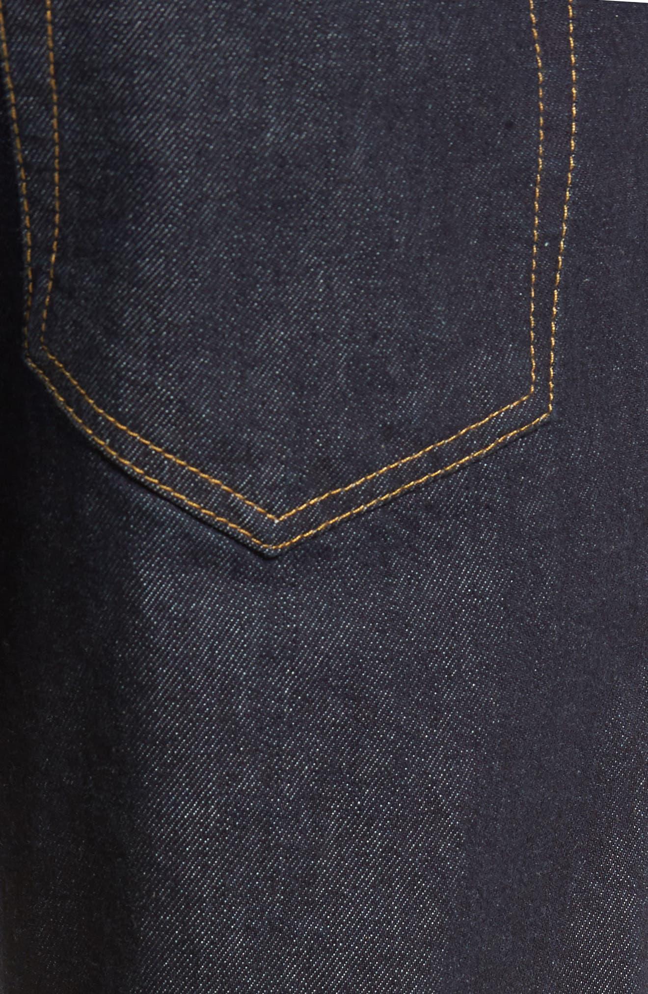 Slim Fit Jeans,                             Alternate thumbnail 5, color,                             400