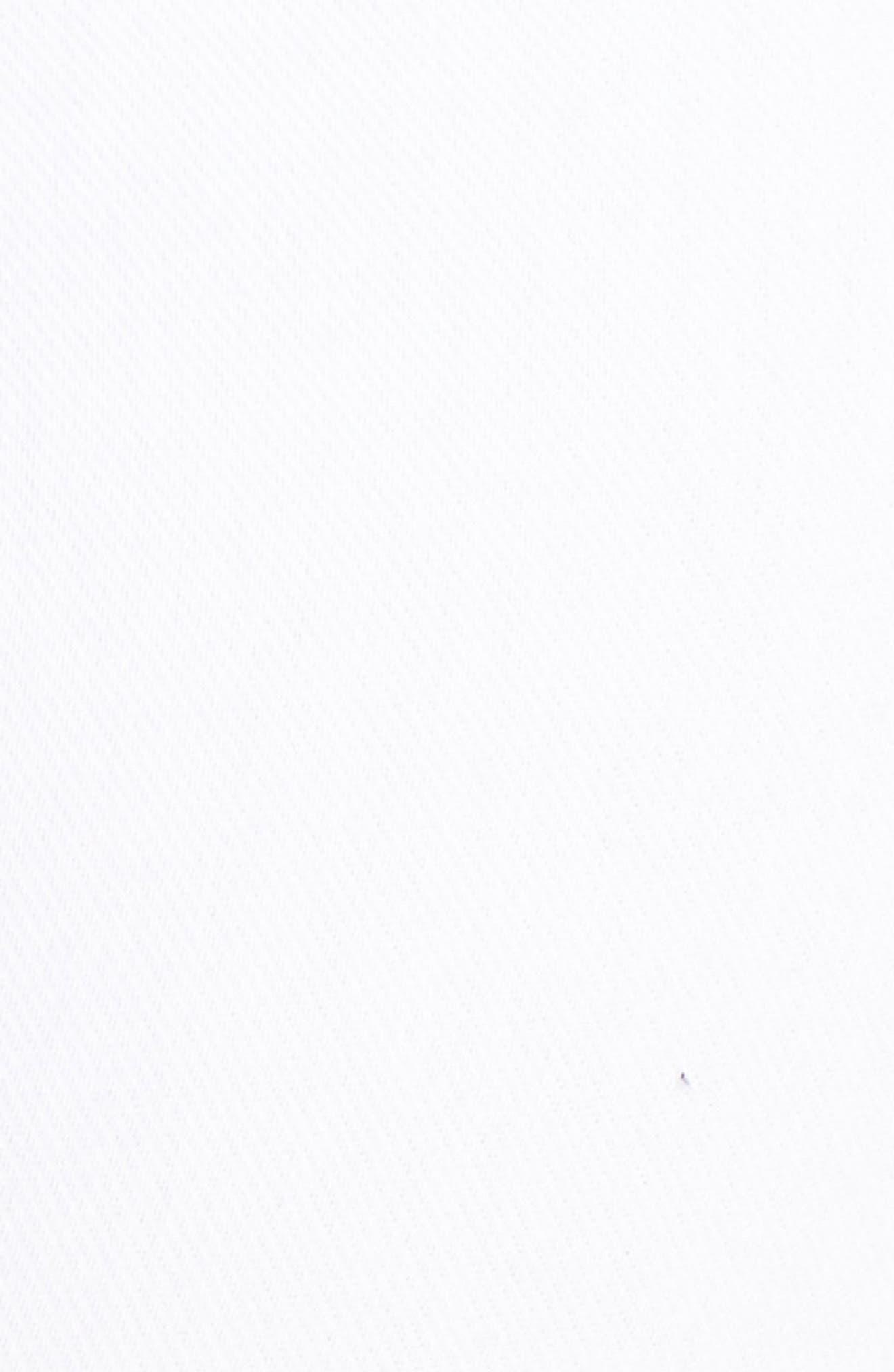 High Rise Stretch Denim Leggings,                             Alternate thumbnail 6, color,                             100