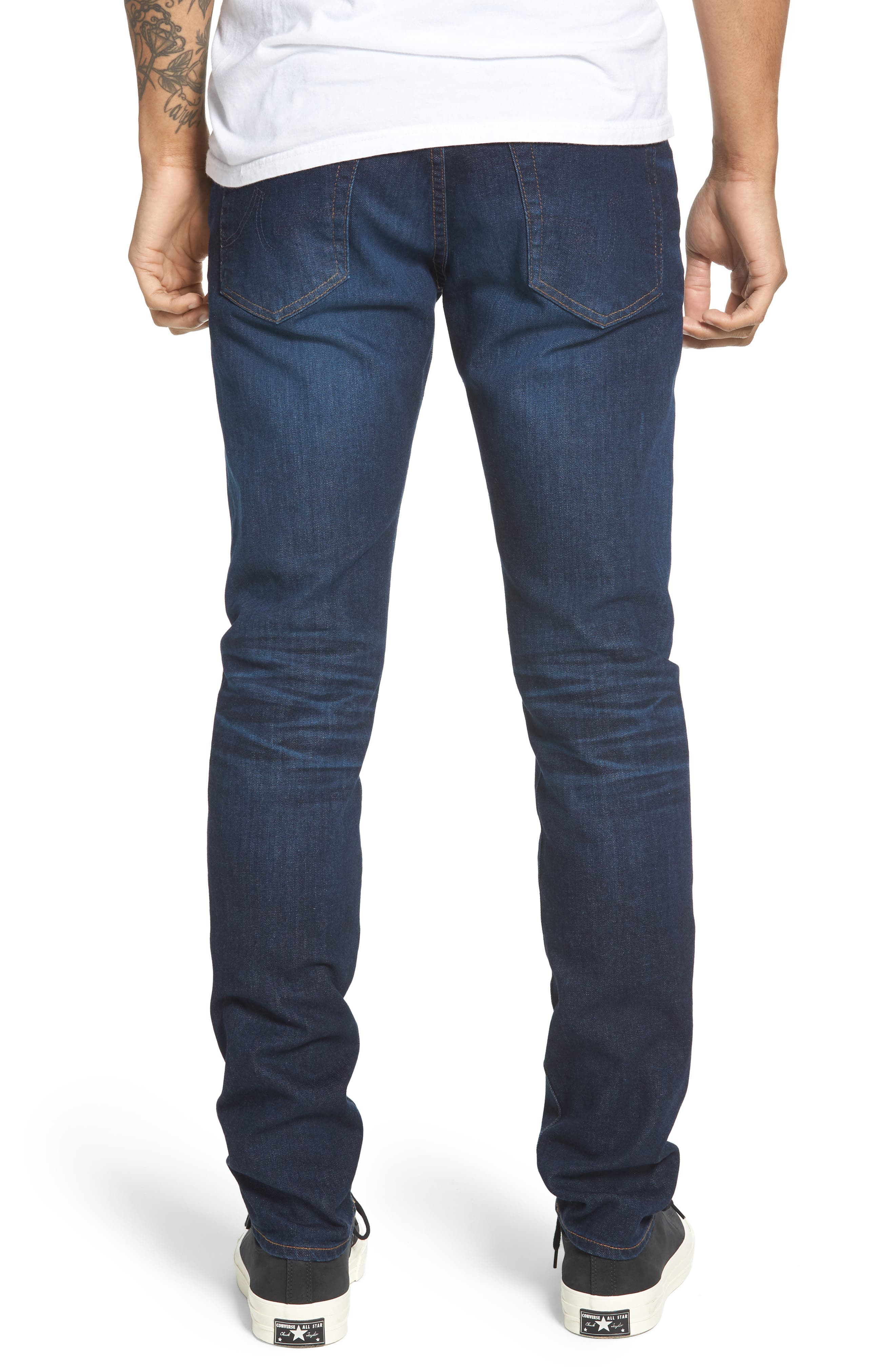 Dylan Skinny Fit Jeans,                             Alternate thumbnail 2, color,                             5 YEARS