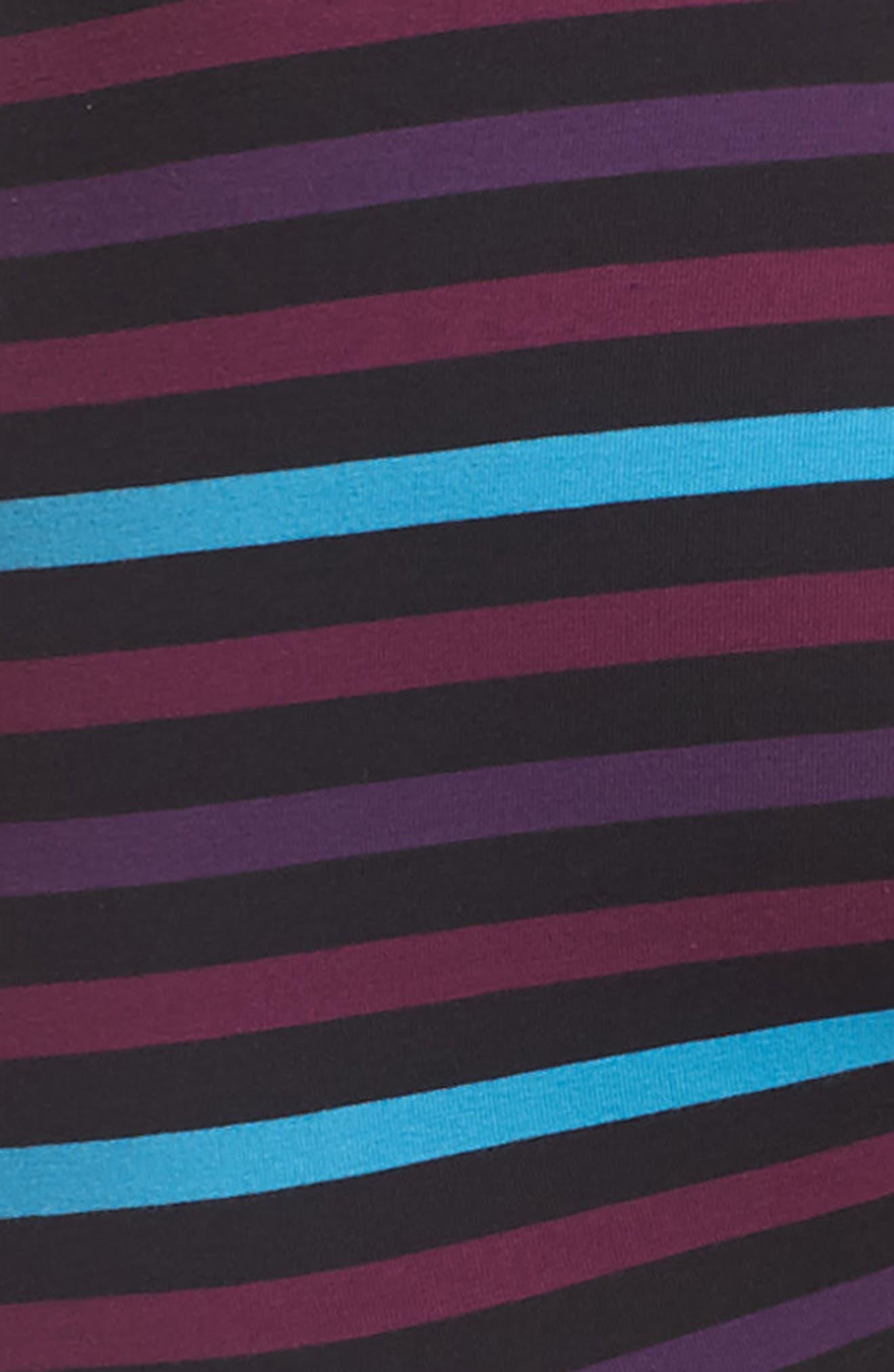 Stripe Trunks,                             Alternate thumbnail 4, color,                             001