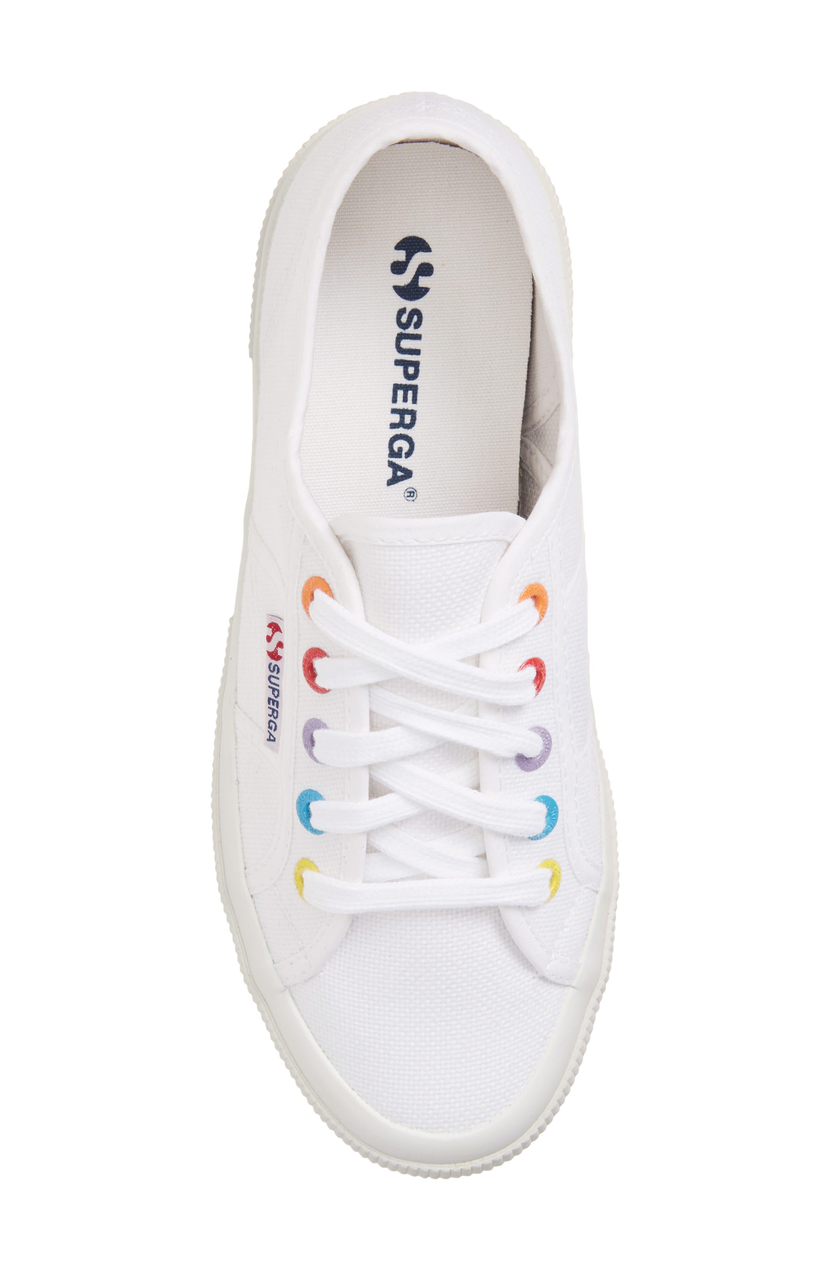 2750 Rainbow Sneaker,                             Alternate thumbnail 14, color,