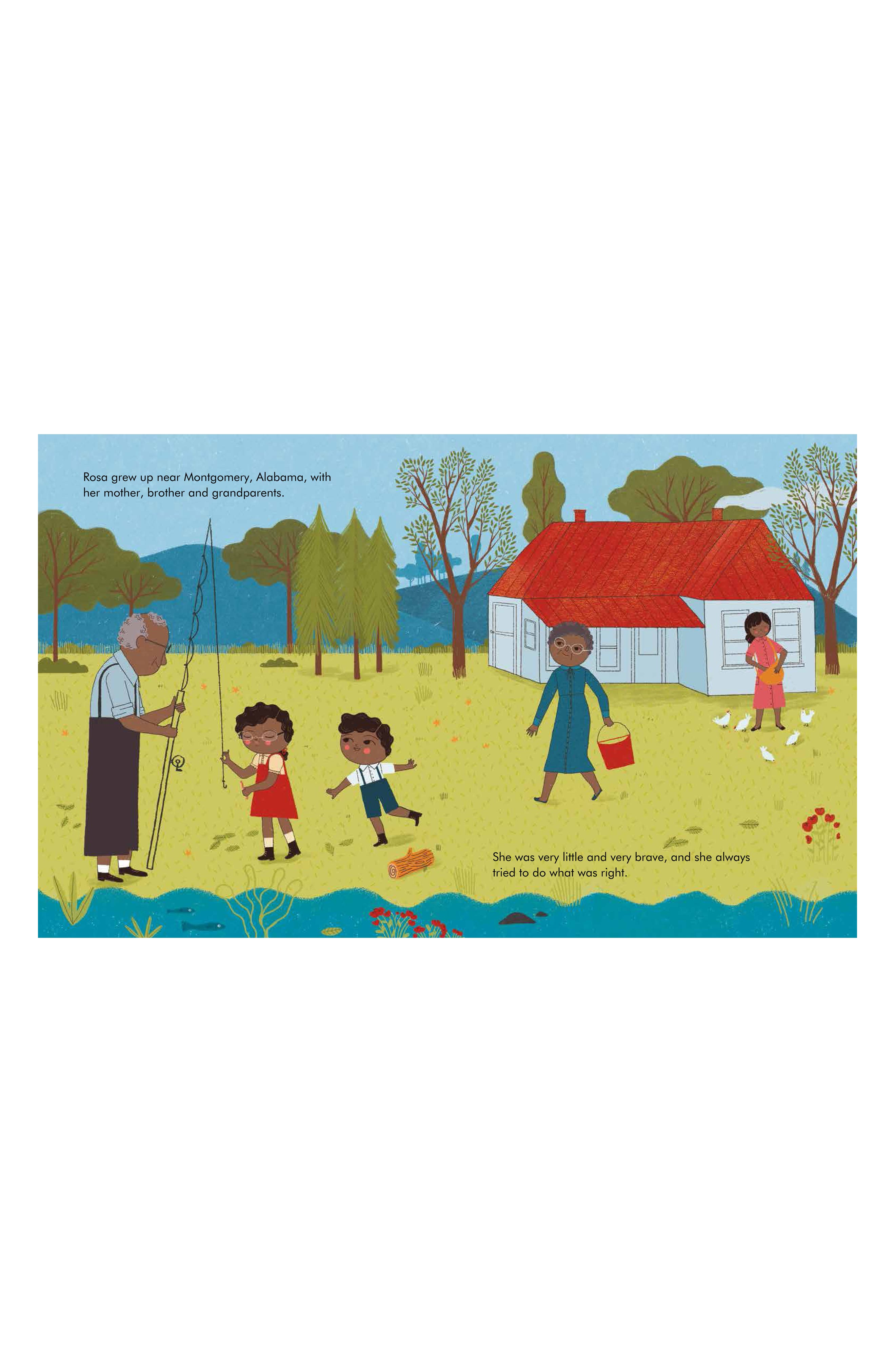 'Little People, Big Dreams: Rosa Parks' Book,                             Alternate thumbnail 2, color,
