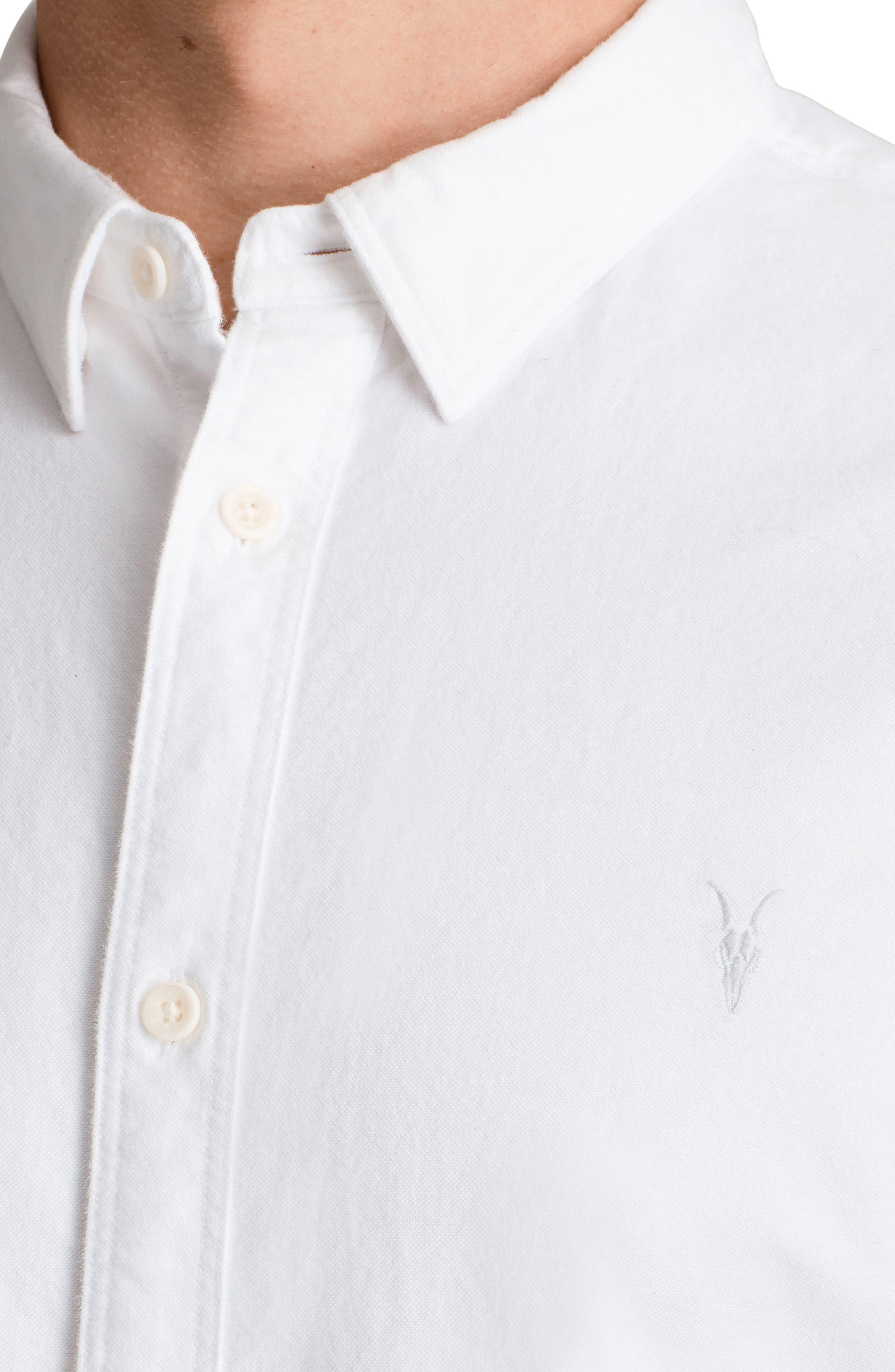 Huntington Regular Fit Short Sleeve Sport Shirt,                             Alternate thumbnail 18, color,