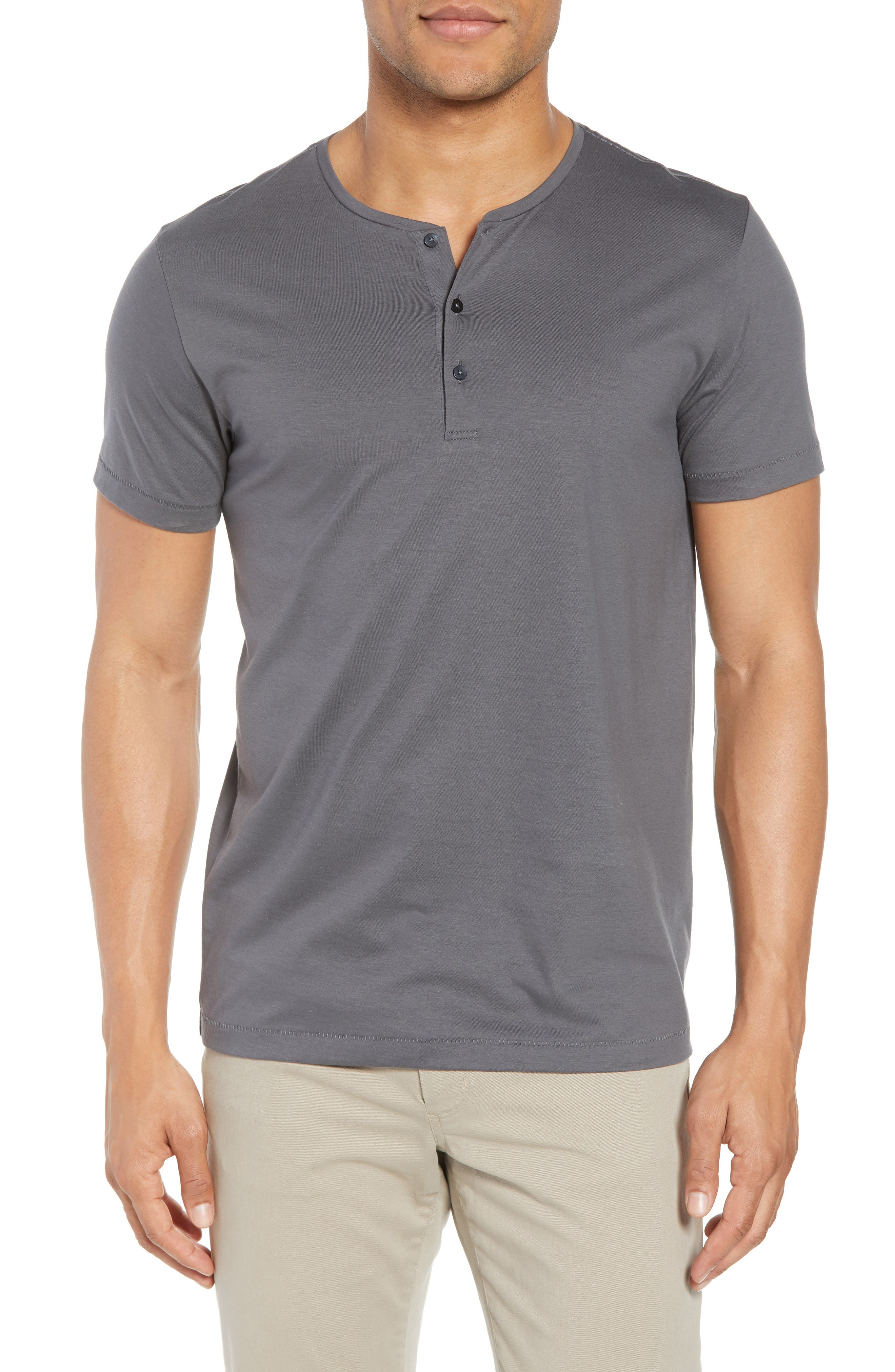 Superfine Henley T-Shirt,                             Main thumbnail 1, color,                             020