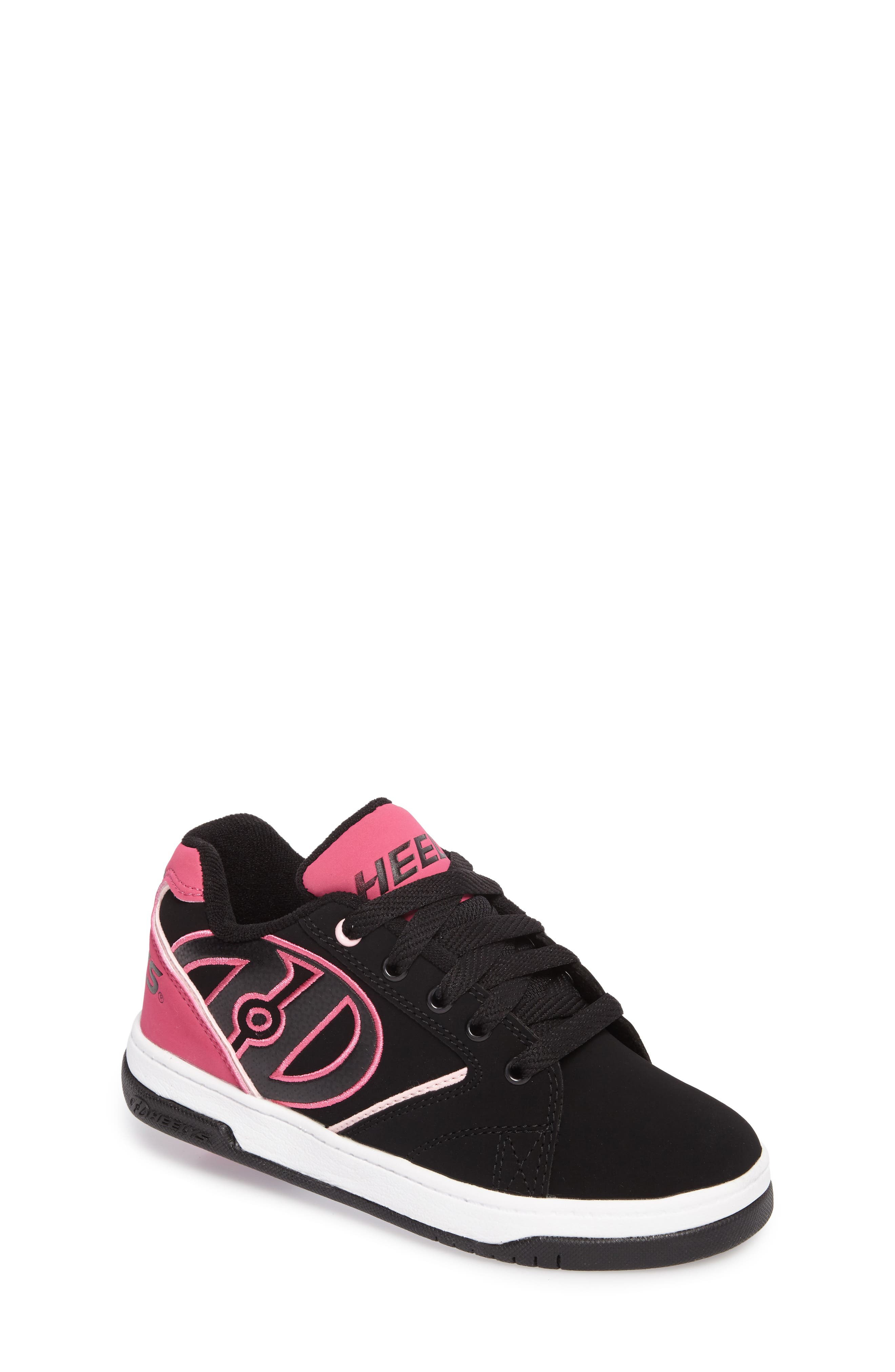 Propel 2.0 Sneaker,                         Main,                         color, BLACK/ PINK/ WHITE