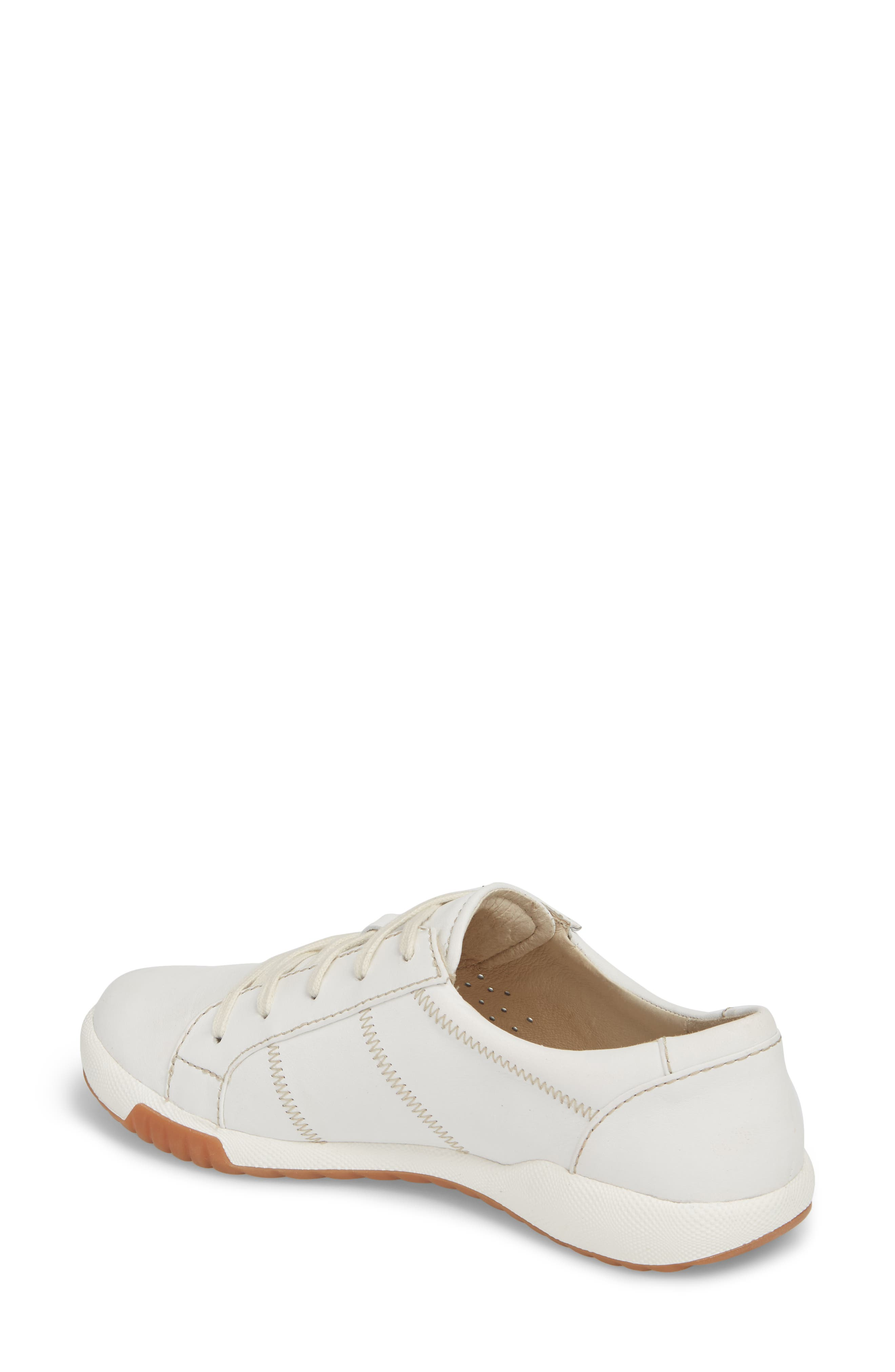 Cordoba 01 Sneaker,                             Alternate thumbnail 2, color,                             WHITE LEATHER