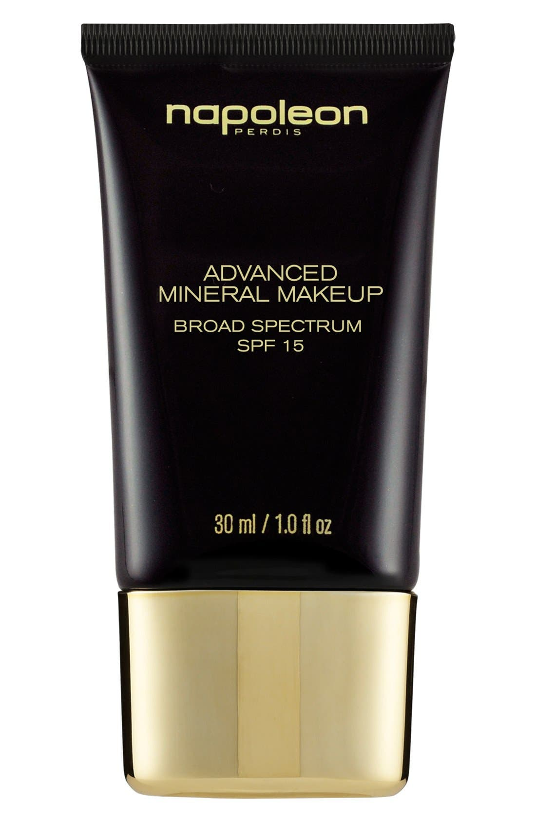 Advanced Mineral Makeup Broad Spectrum SPF 15,                             Alternate thumbnail 7, color,