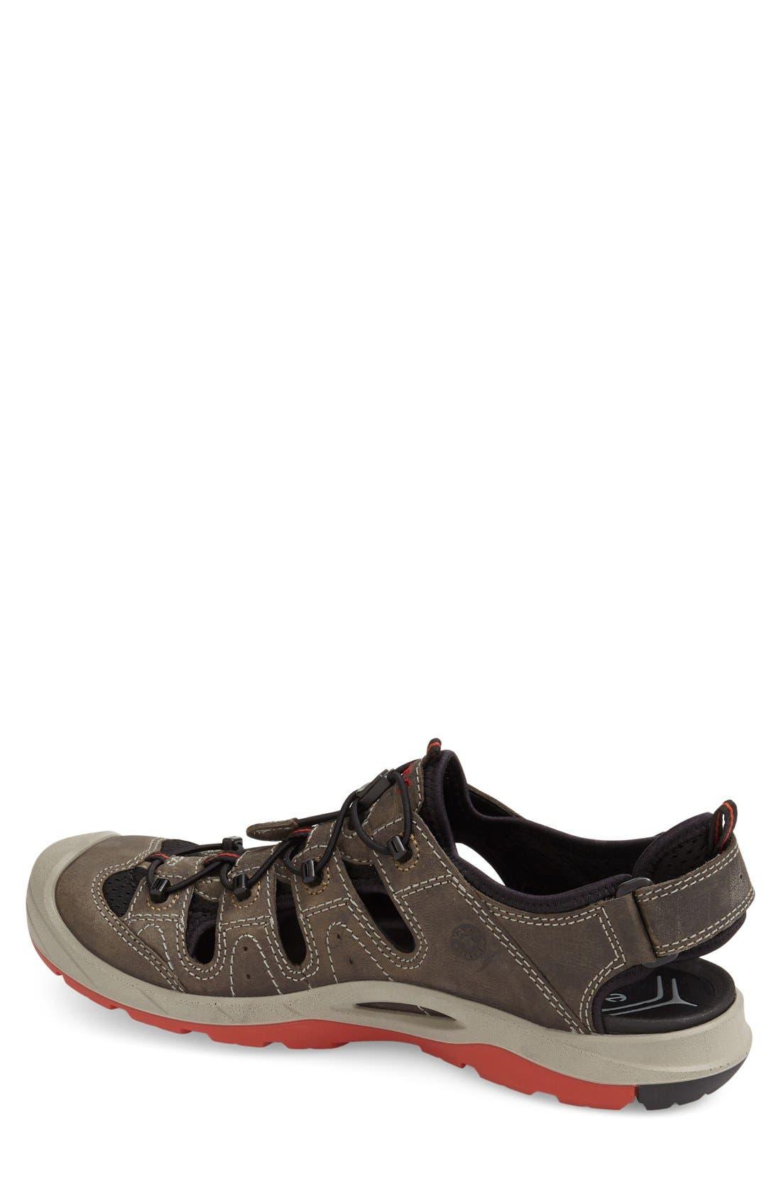'BIOM Delta Offroad' Sandal,                             Alternate thumbnail 6, color,