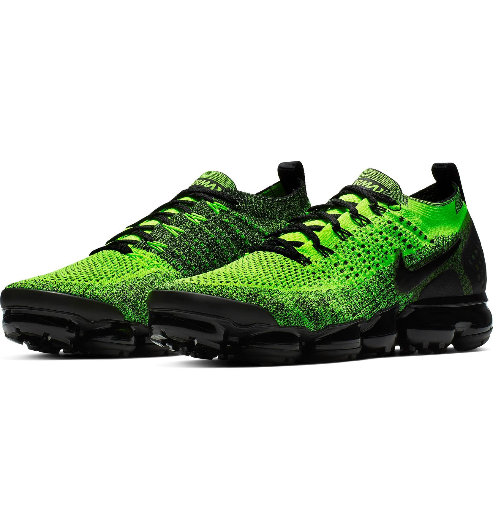 Nike Air VaporMax Flyknit 2 Running Shoe (Men)  2c6c87546