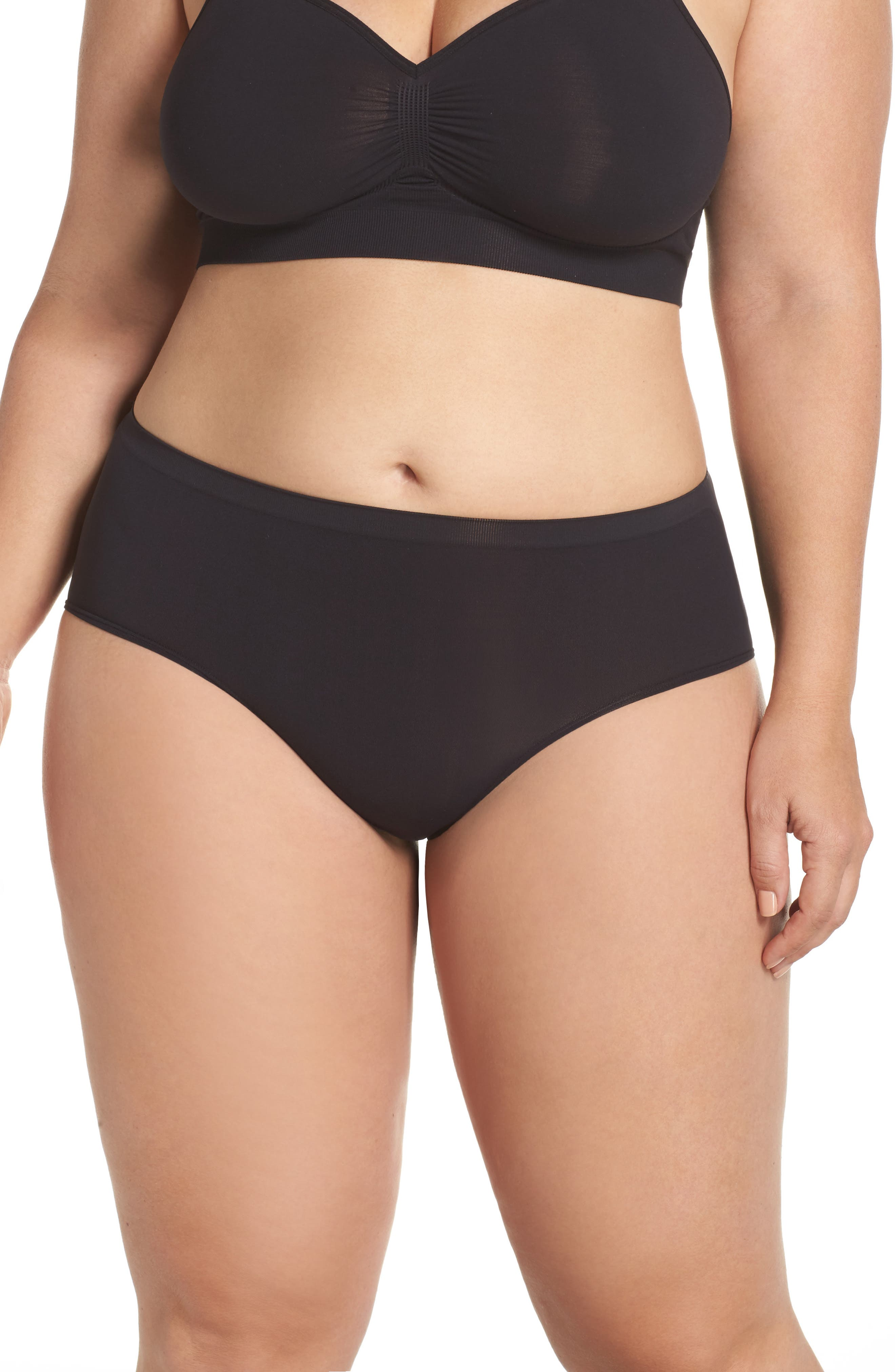 Seamless Hipster Briefs,                         Main,                         color, 001