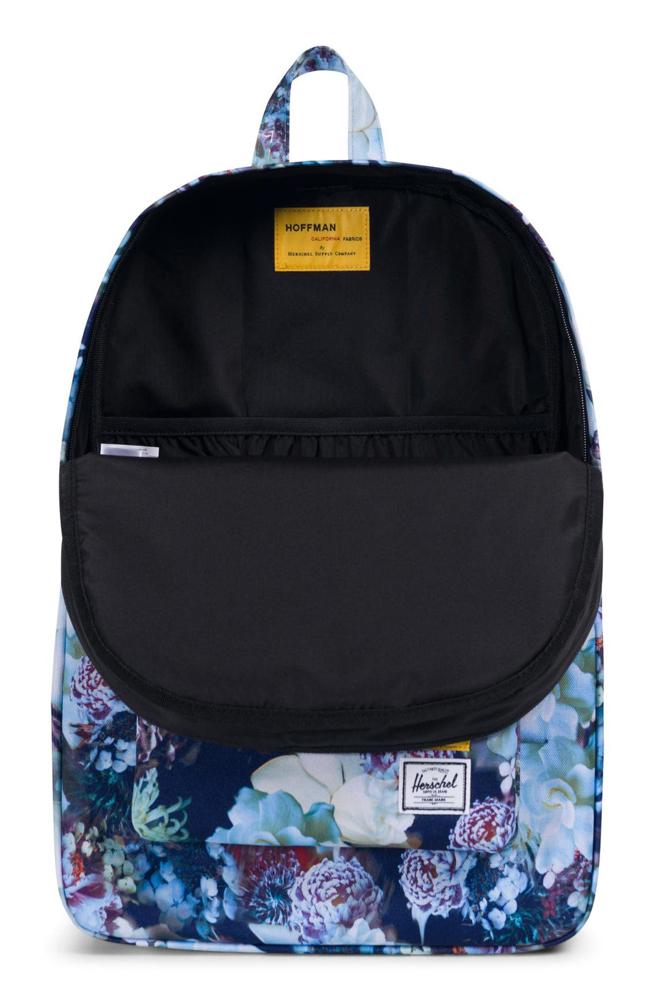 Heritage Hoffman Backpack,                             Alternate thumbnail 3, color,                             WINTER FLORAL