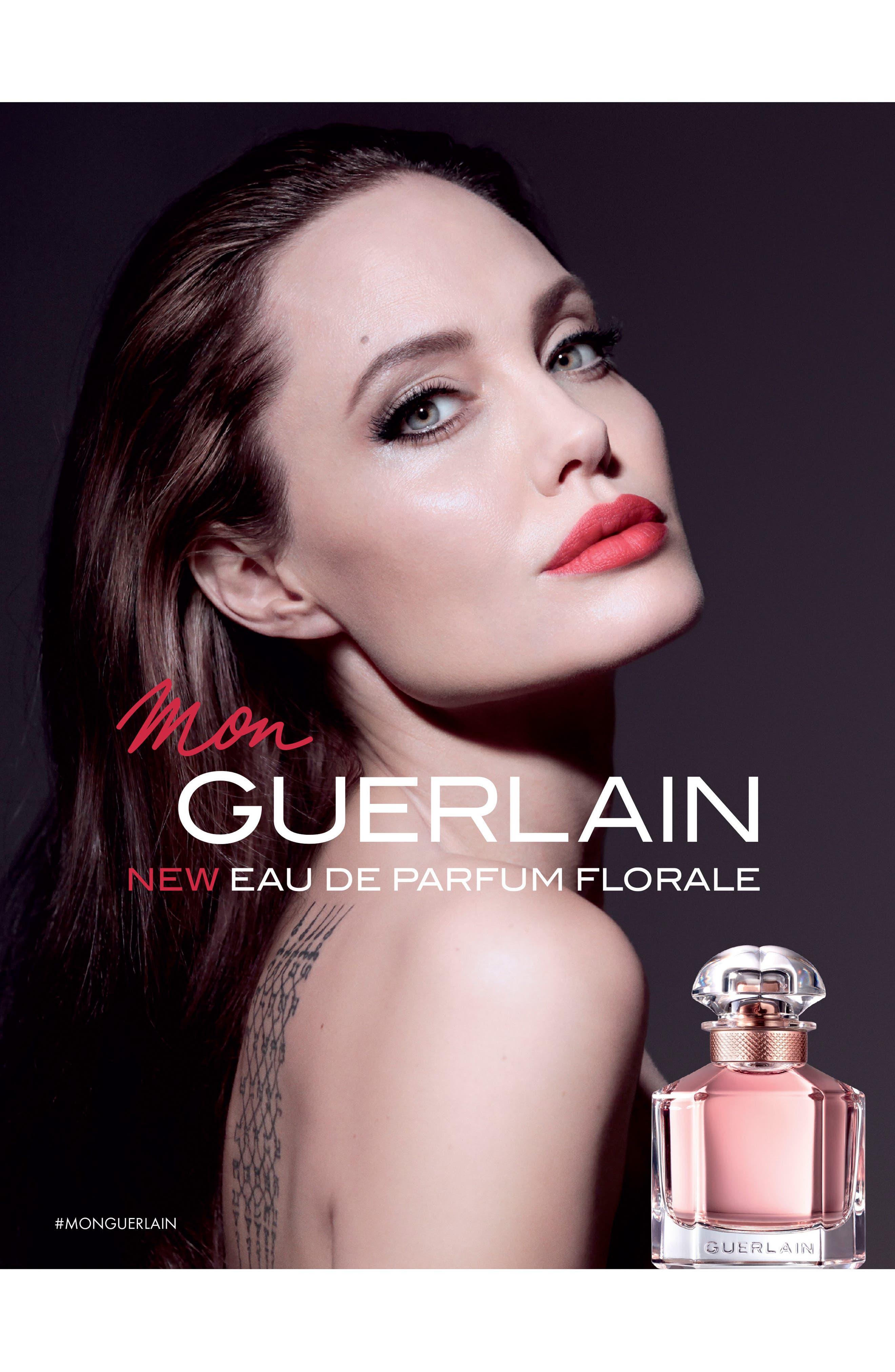 Mon Guerlain Eau de Parfum Florale,                             Alternate thumbnail 4, color,                             NO COLOR
