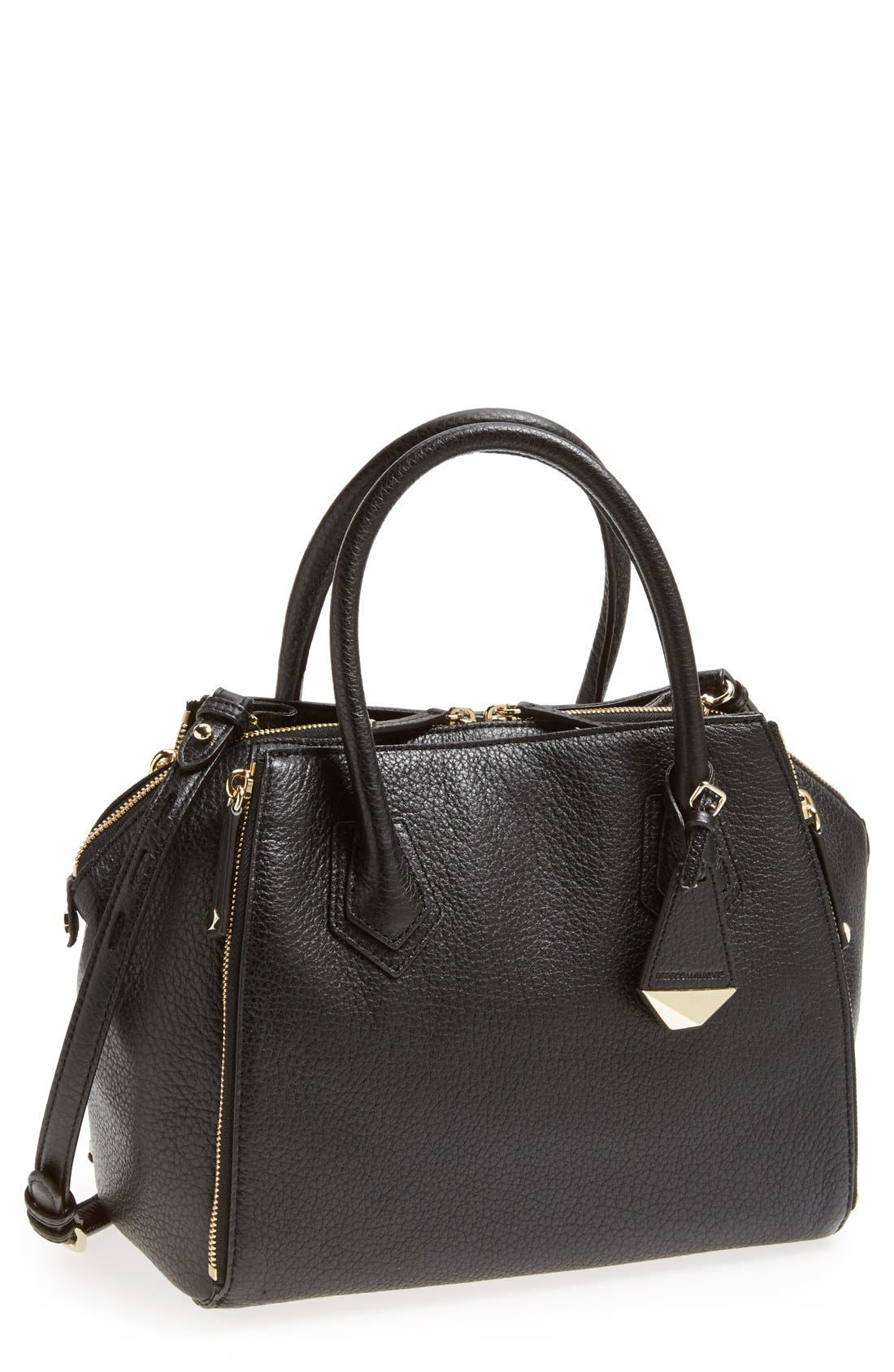 'Mini Perry' Satchel,                         Main,                         color, 001