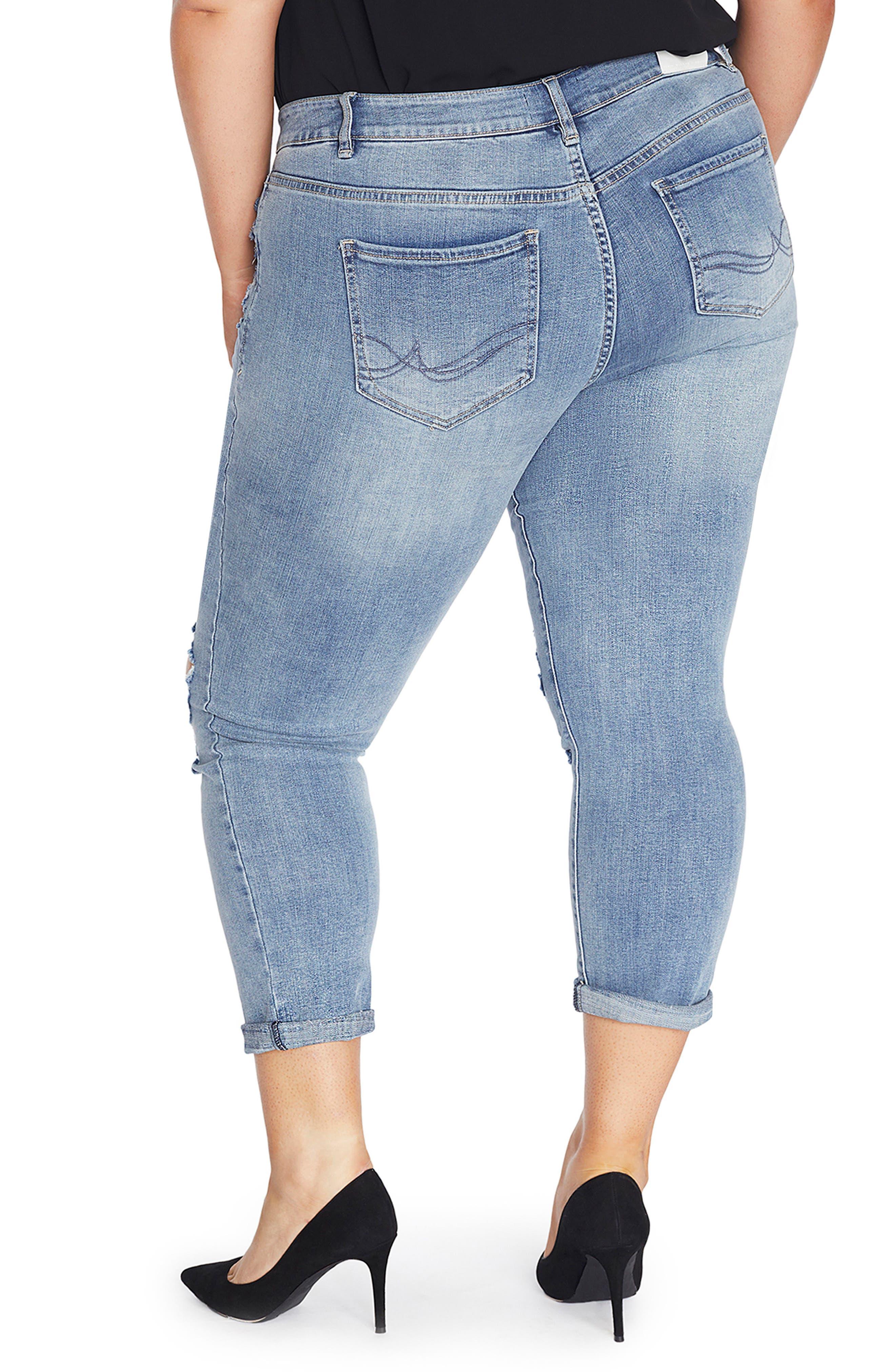 The Ryot Slim Boyfriend Jeans,                             Alternate thumbnail 2, color,                             468