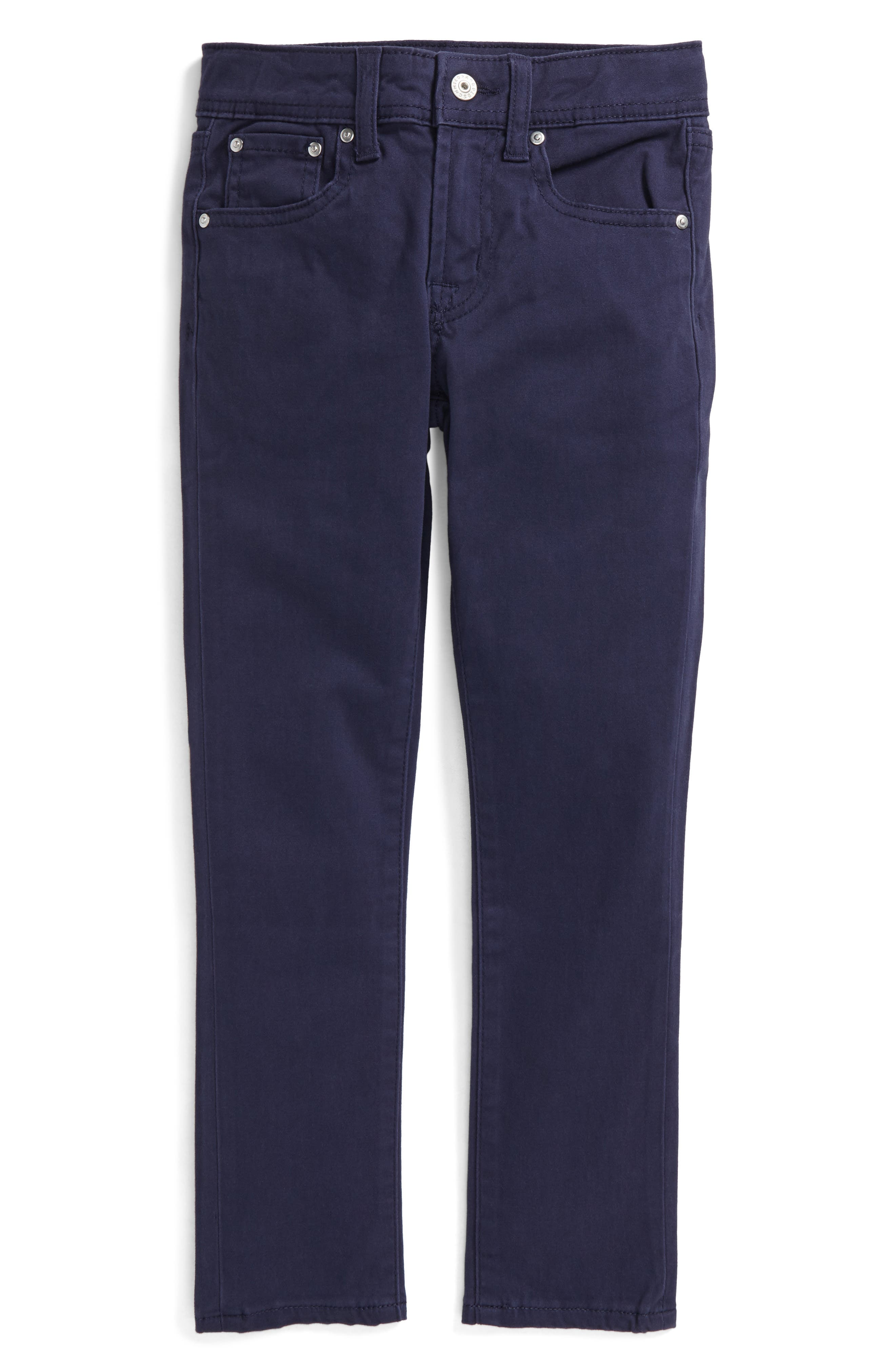 The Kingston Luxe Slim Jeans,                             Main thumbnail 2, color,