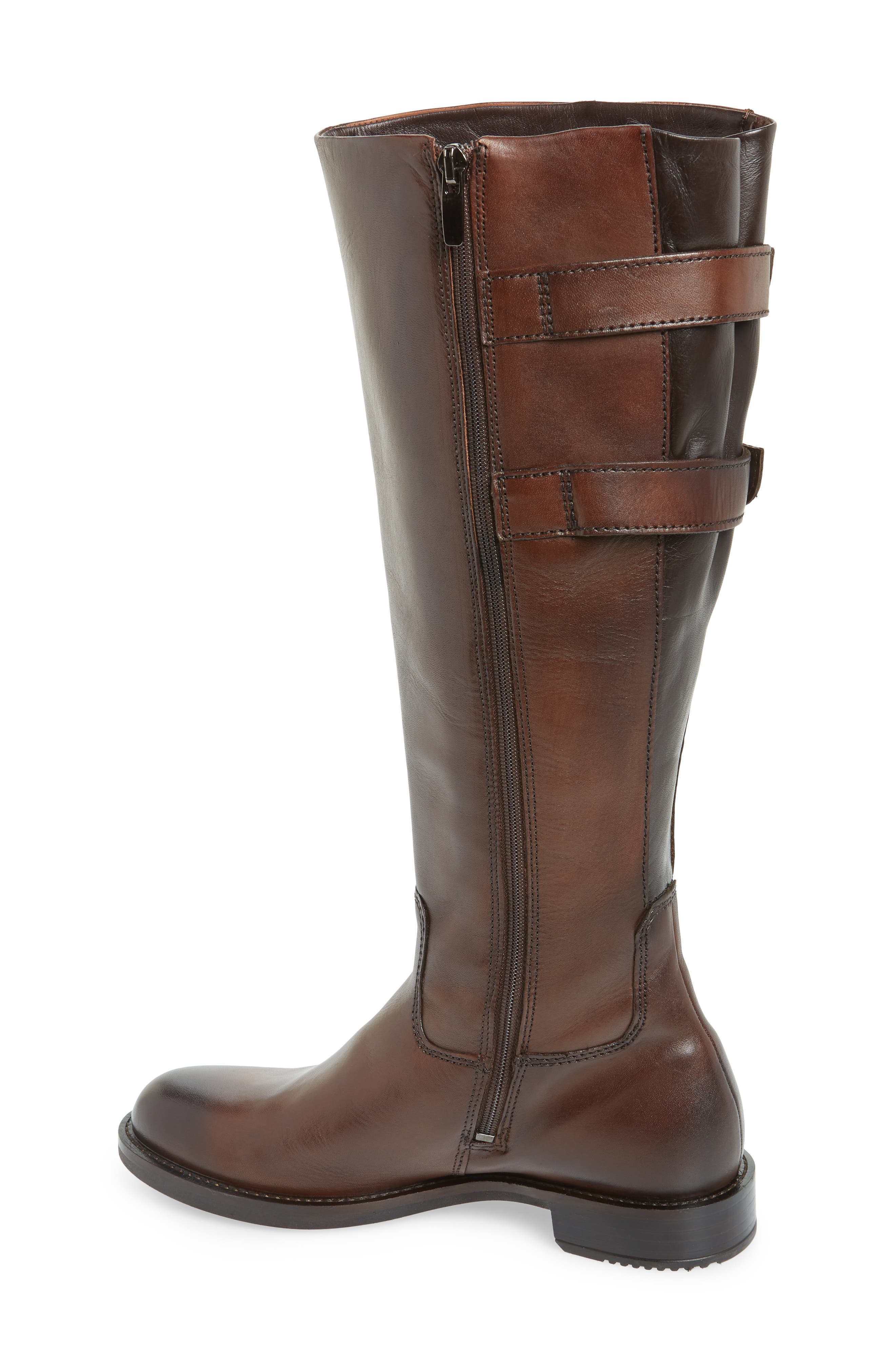 Shape 25 Tall Buckle Boot,                             Alternate thumbnail 4, color,