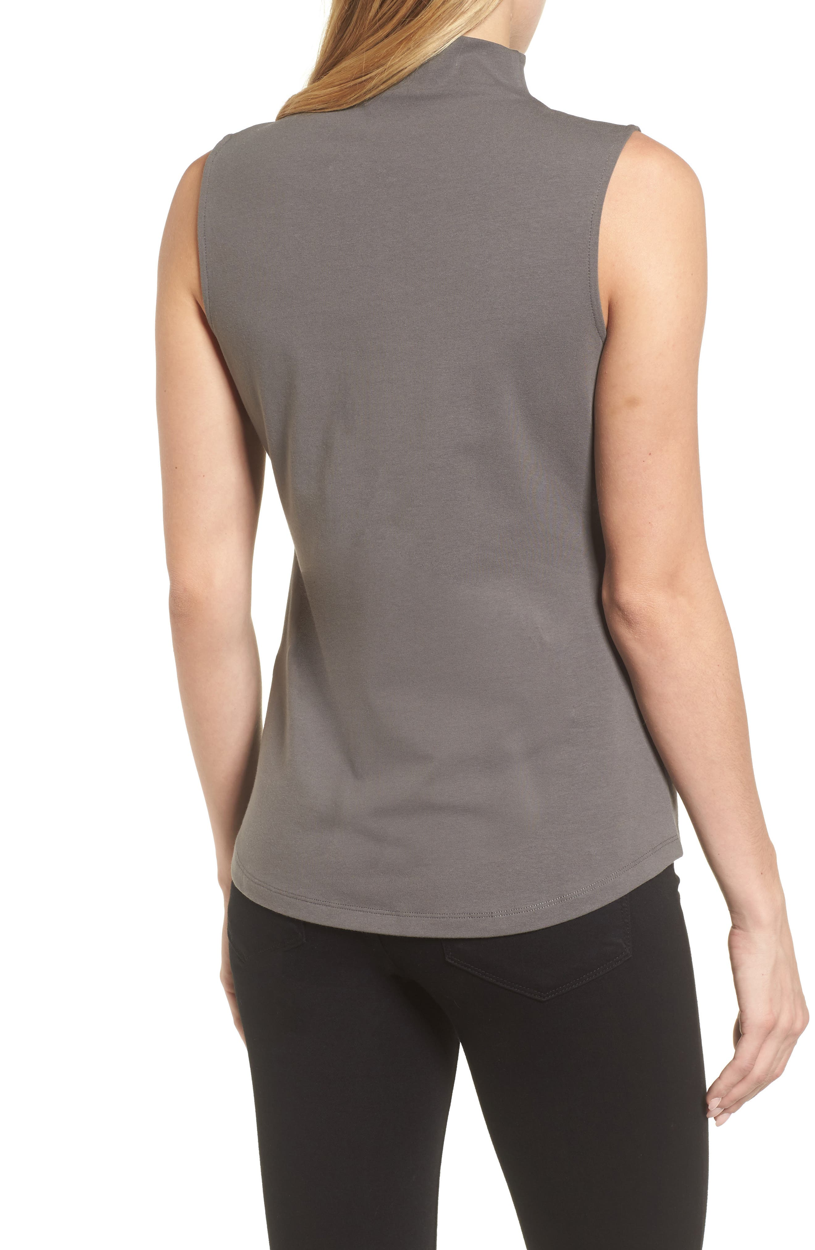 The Perfect Mock Neck Top,                             Alternate thumbnail 10, color,