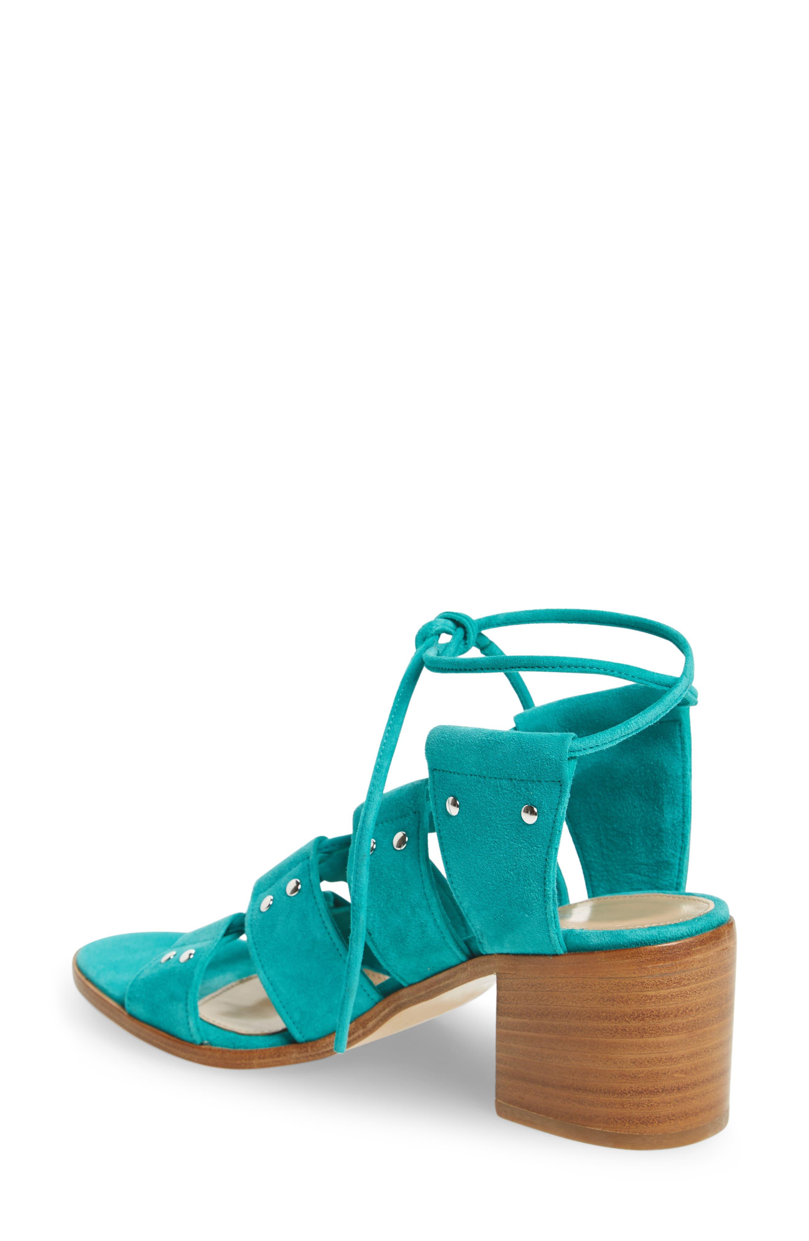 Birch Block Heel Sandal,                             Alternate thumbnail 7, color,