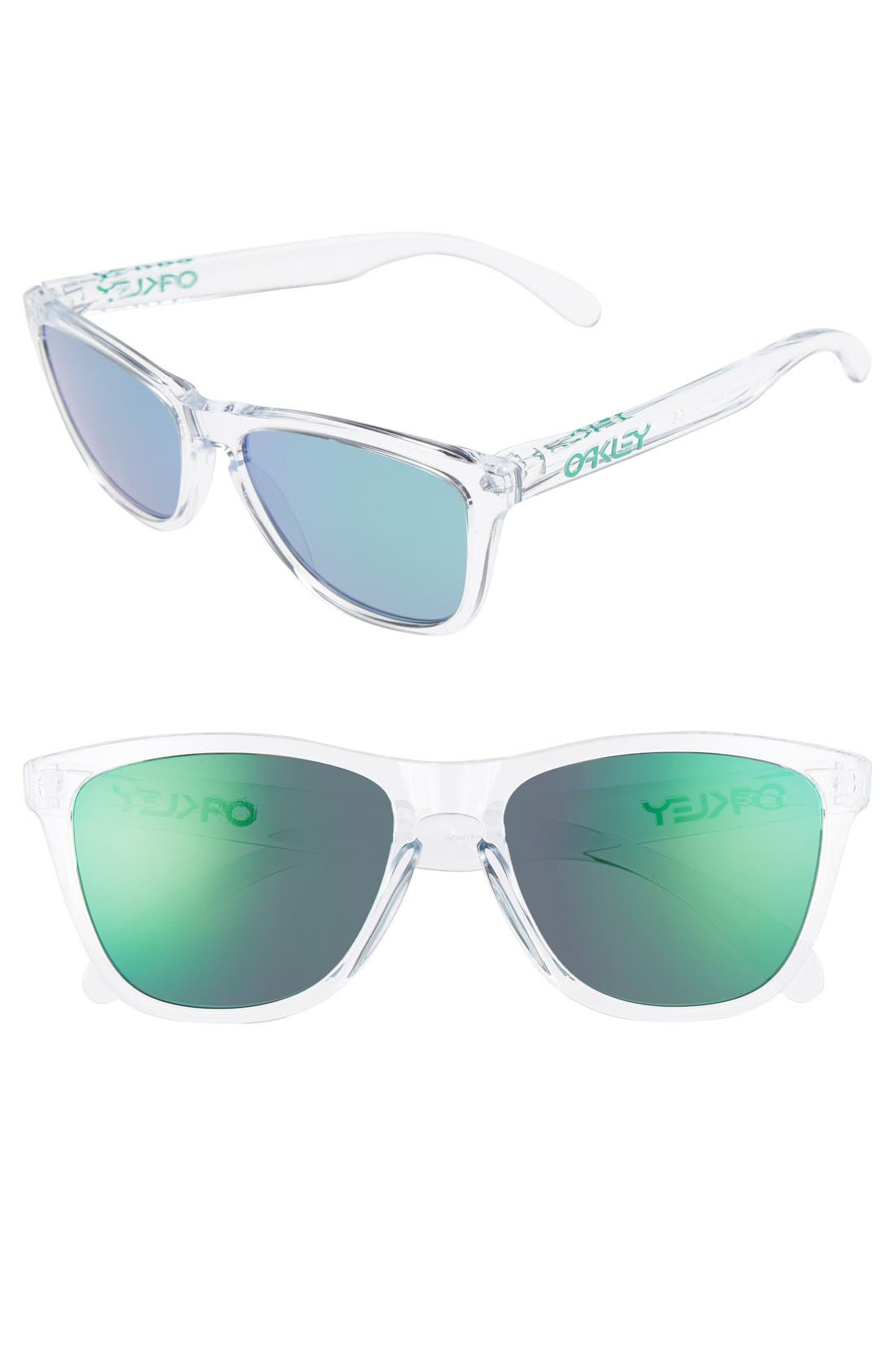 Frogskins<sup>®</sup> 55mm Sunglasses,                             Main thumbnail 1, color,                             100