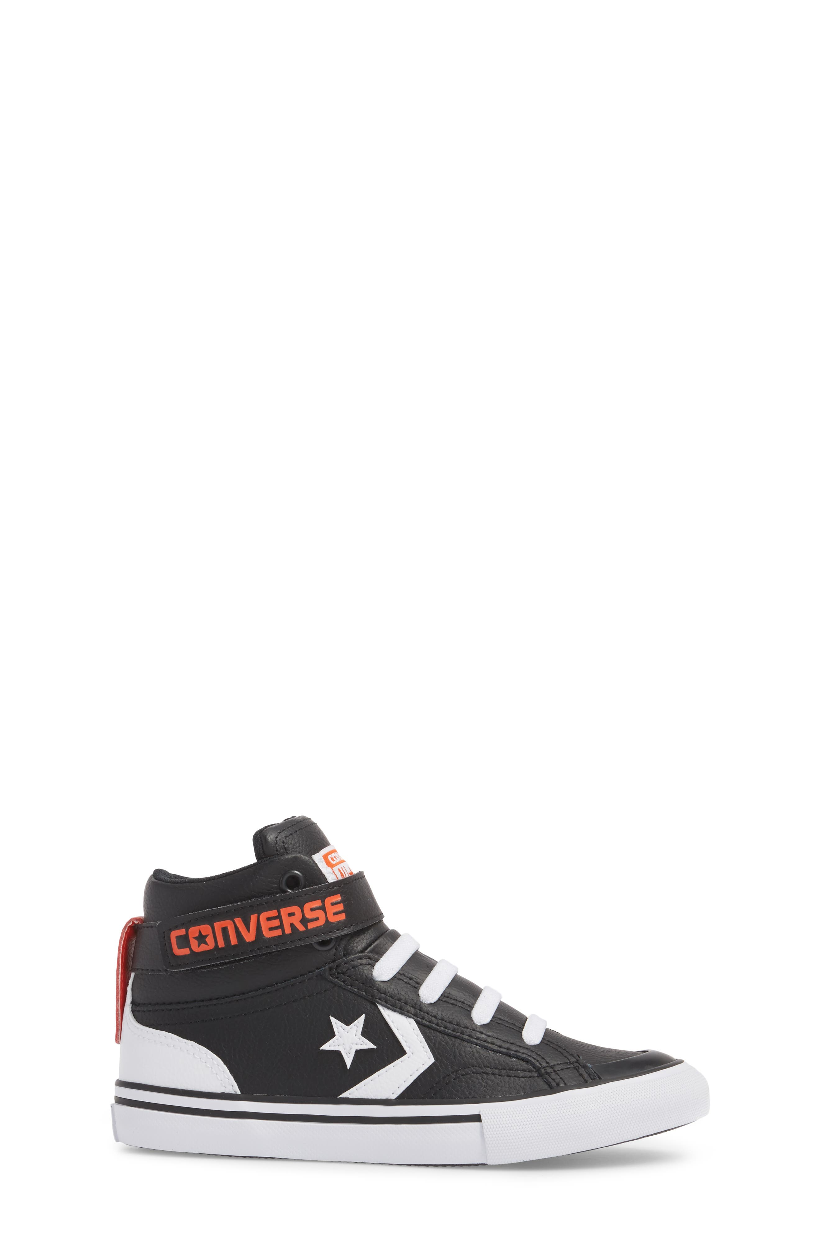 Pro Blaze High Top Sneaker,                             Alternate thumbnail 3, color,                             001