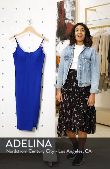 Sleeveless Cocktail Dress, sales video thumbnail