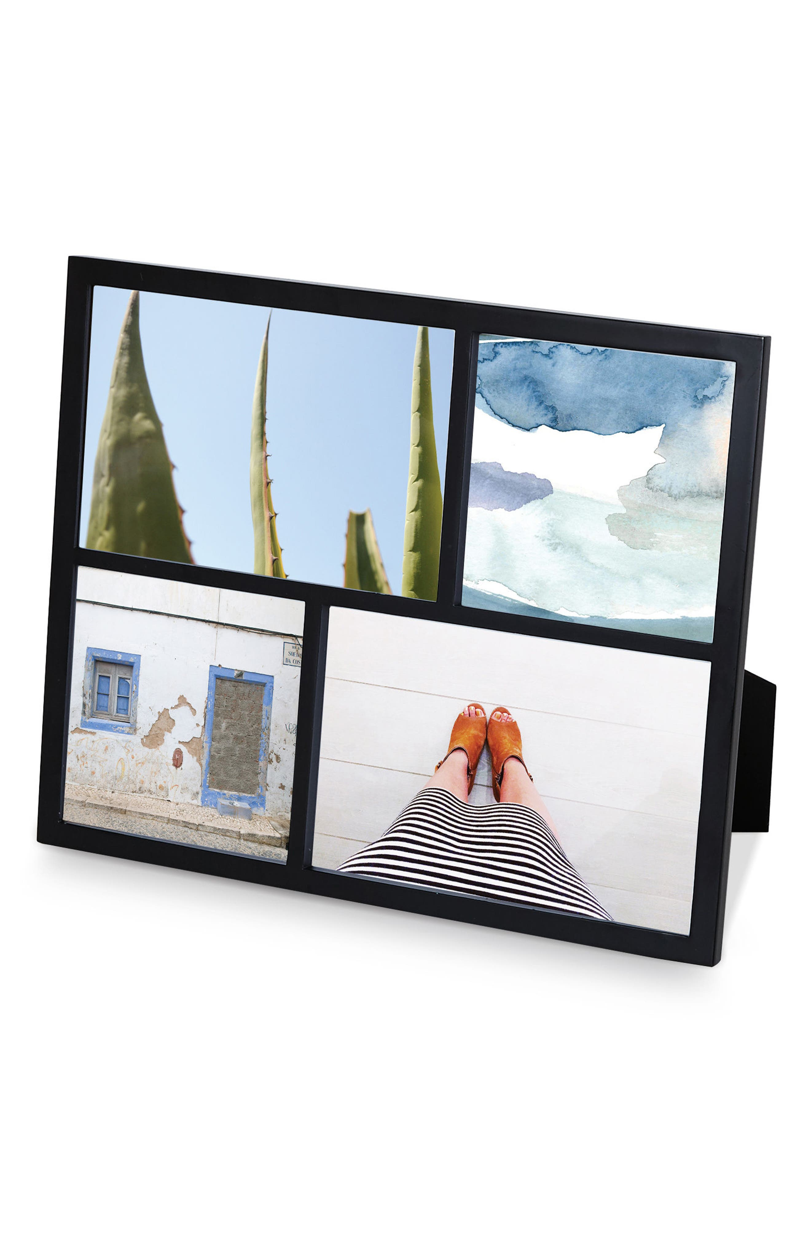 Senza Multi Display Picture Frame,                             Alternate thumbnail 2, color,                             001
