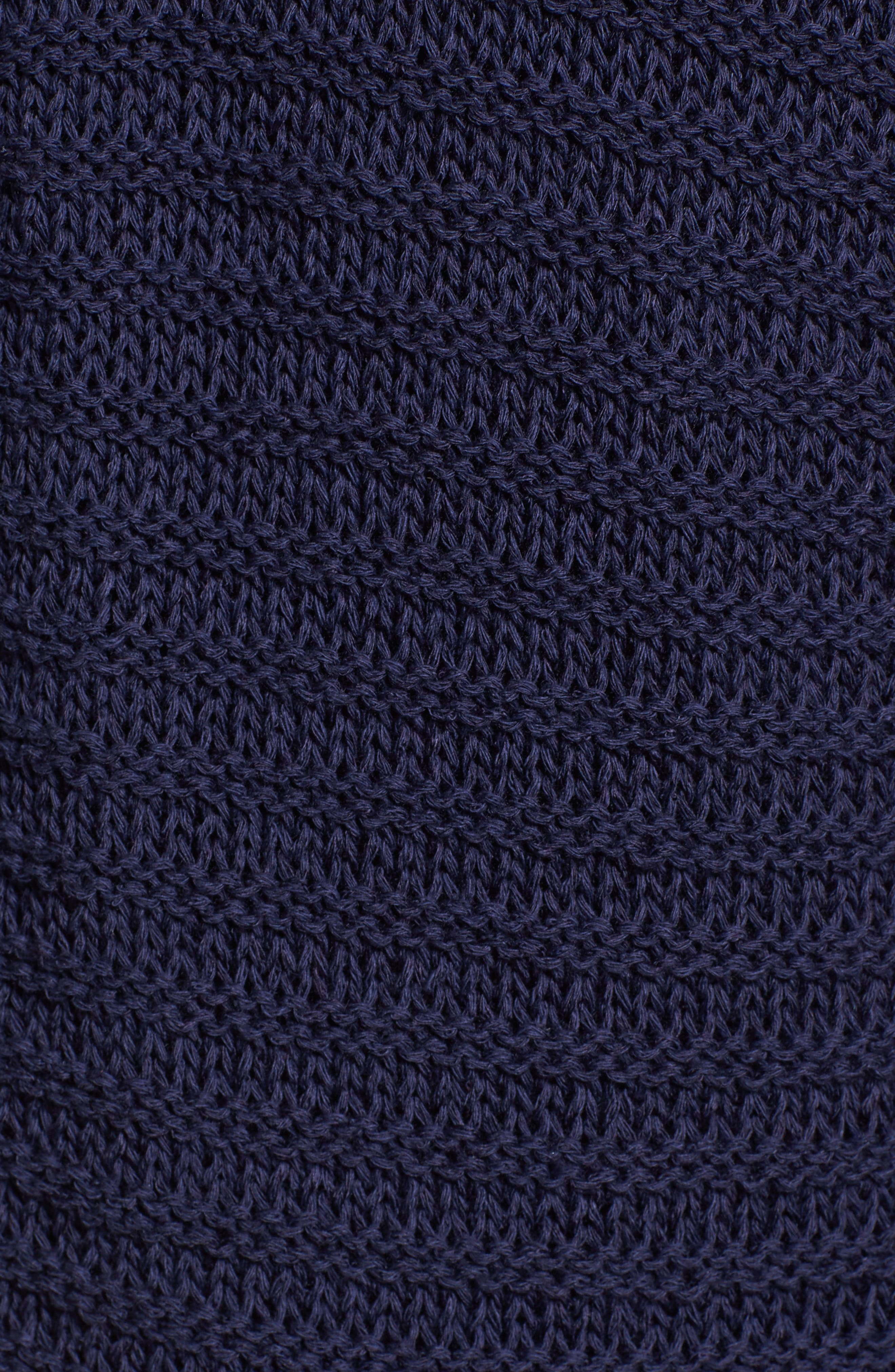 Cuffed Sleeve Sweater,                             Alternate thumbnail 17, color,