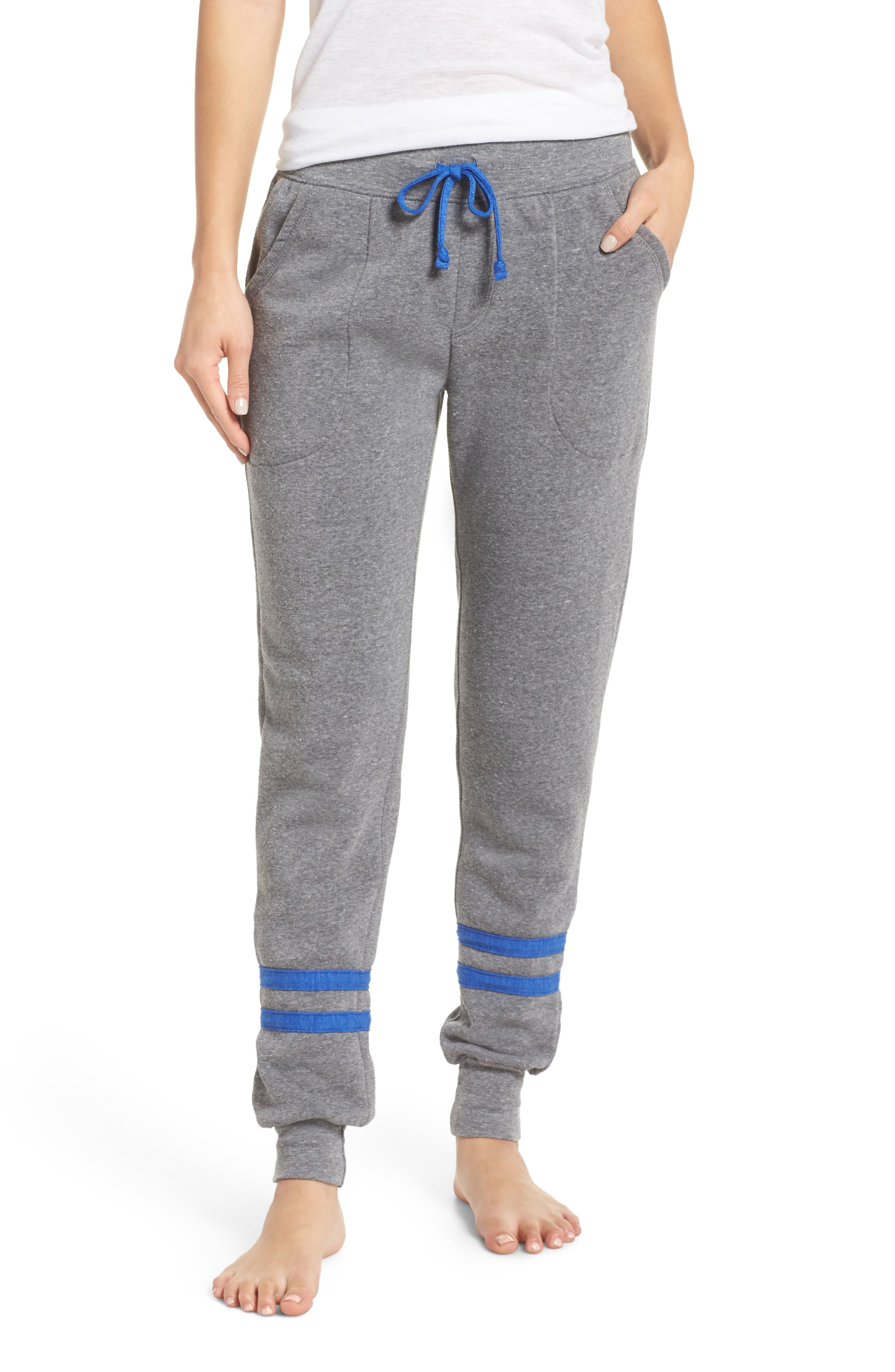 Alternative THROWBACK STRIPE JOGGER PANTS