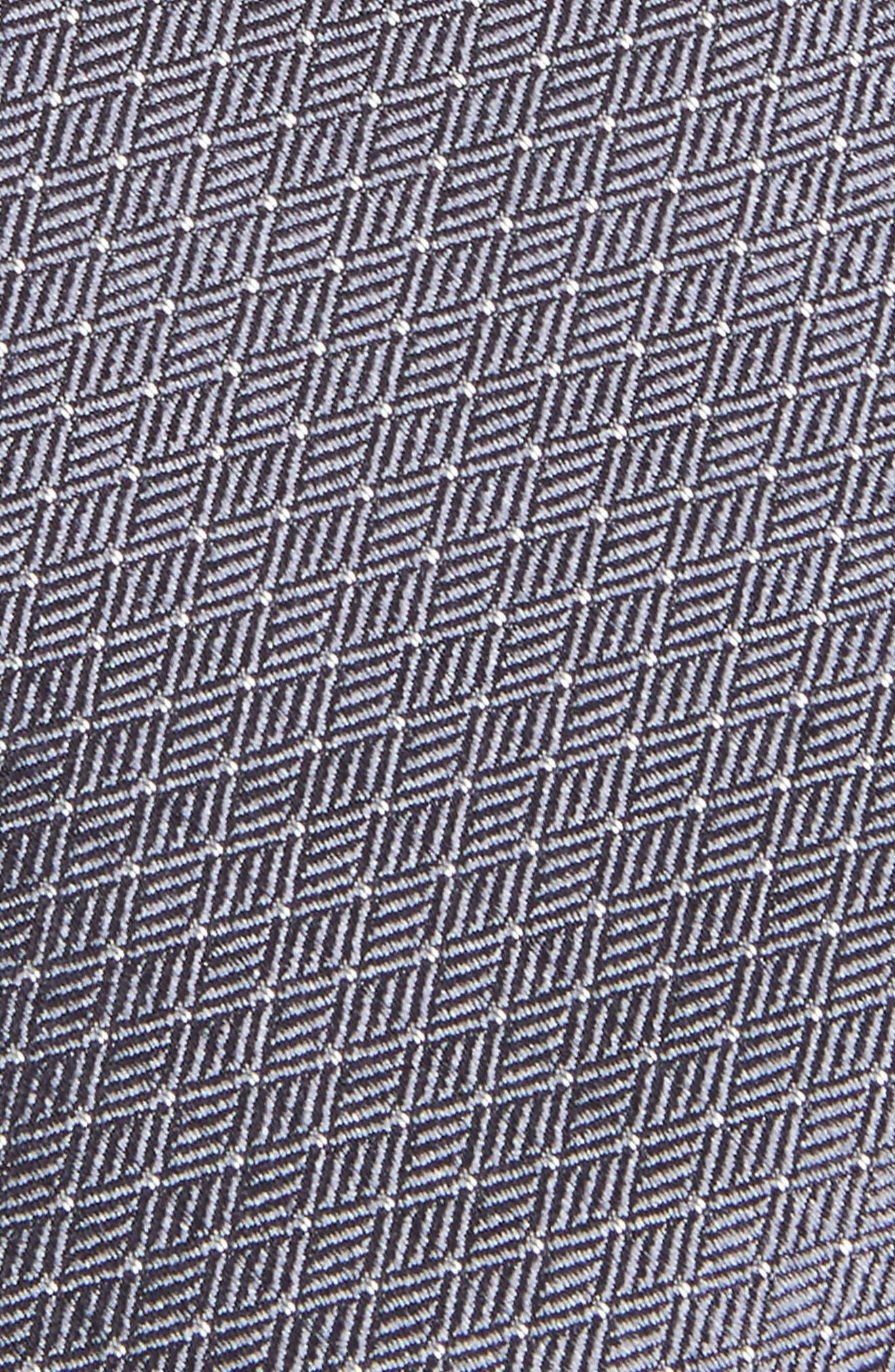 Dot Silk Tie,                             Alternate thumbnail 2, color,                             020