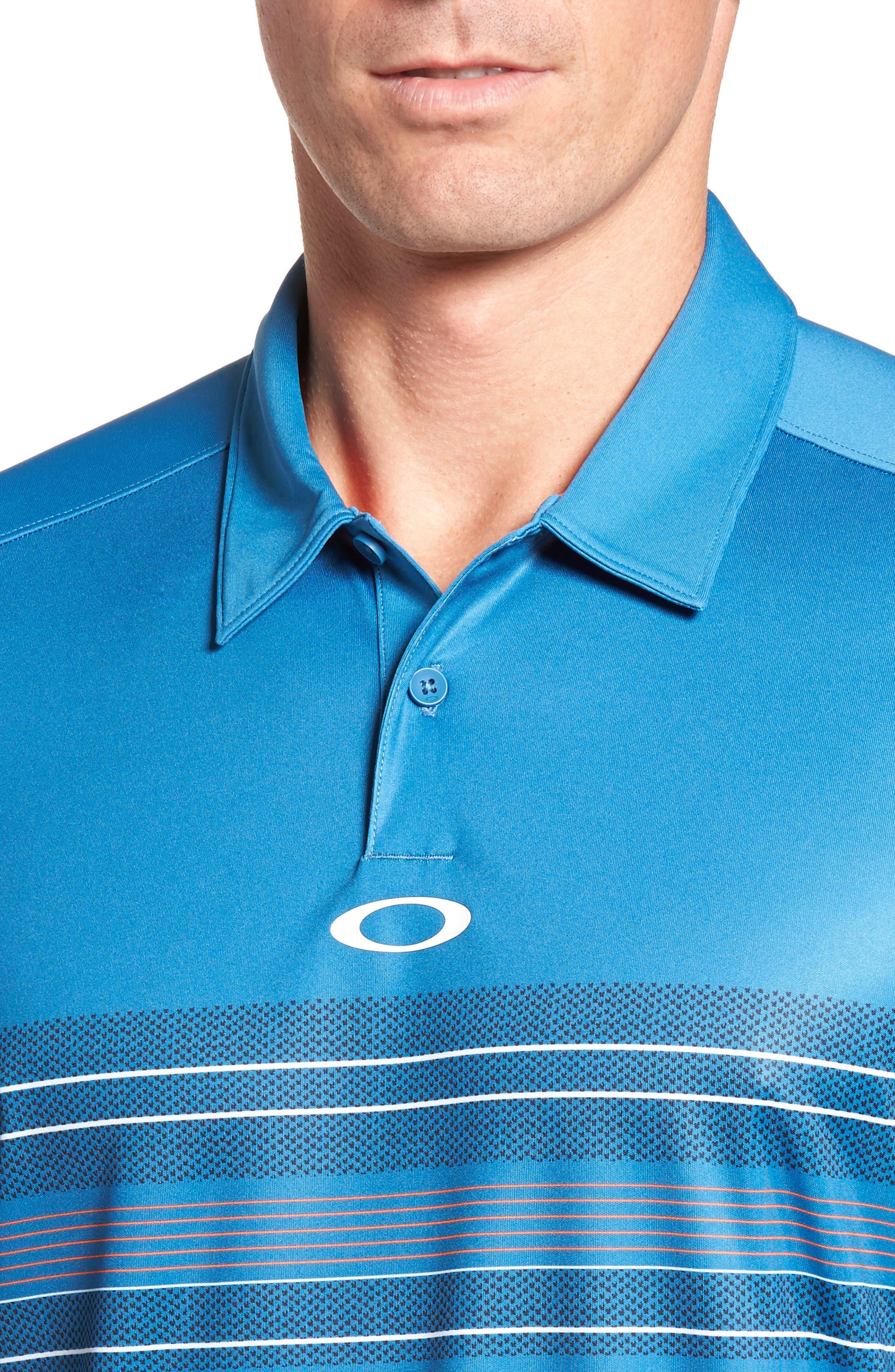 High Crest Polo Shirt,                             Alternate thumbnail 16, color,