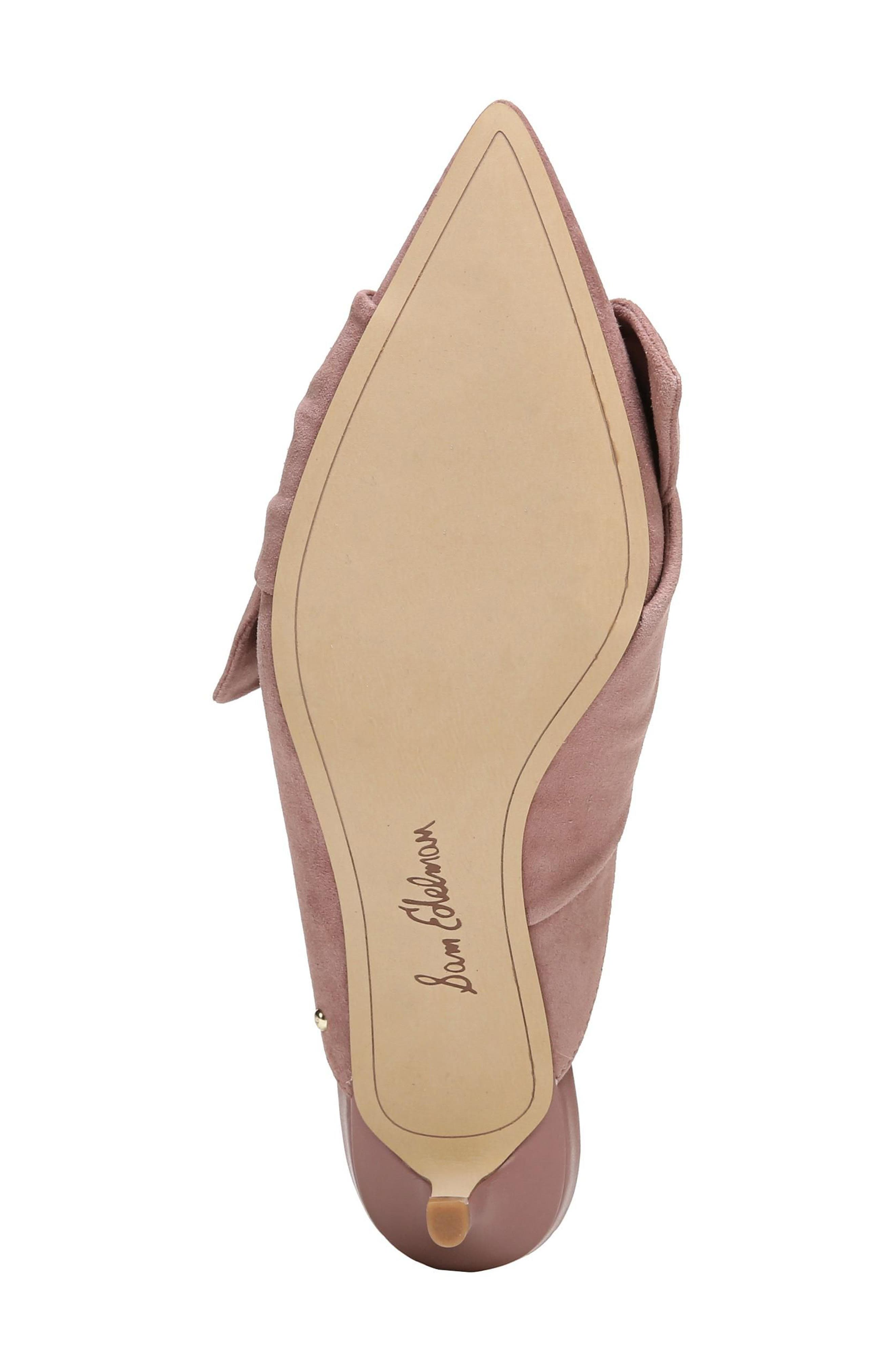 Laney Pointy Toe Mule,                             Alternate thumbnail 35, color,