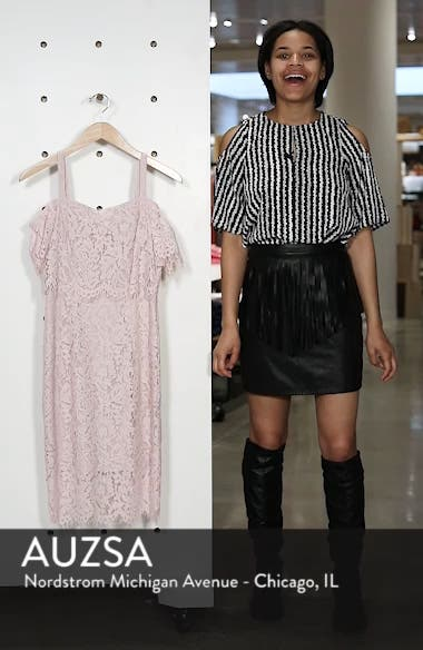 Popover Lace Dress, sales video thumbnail