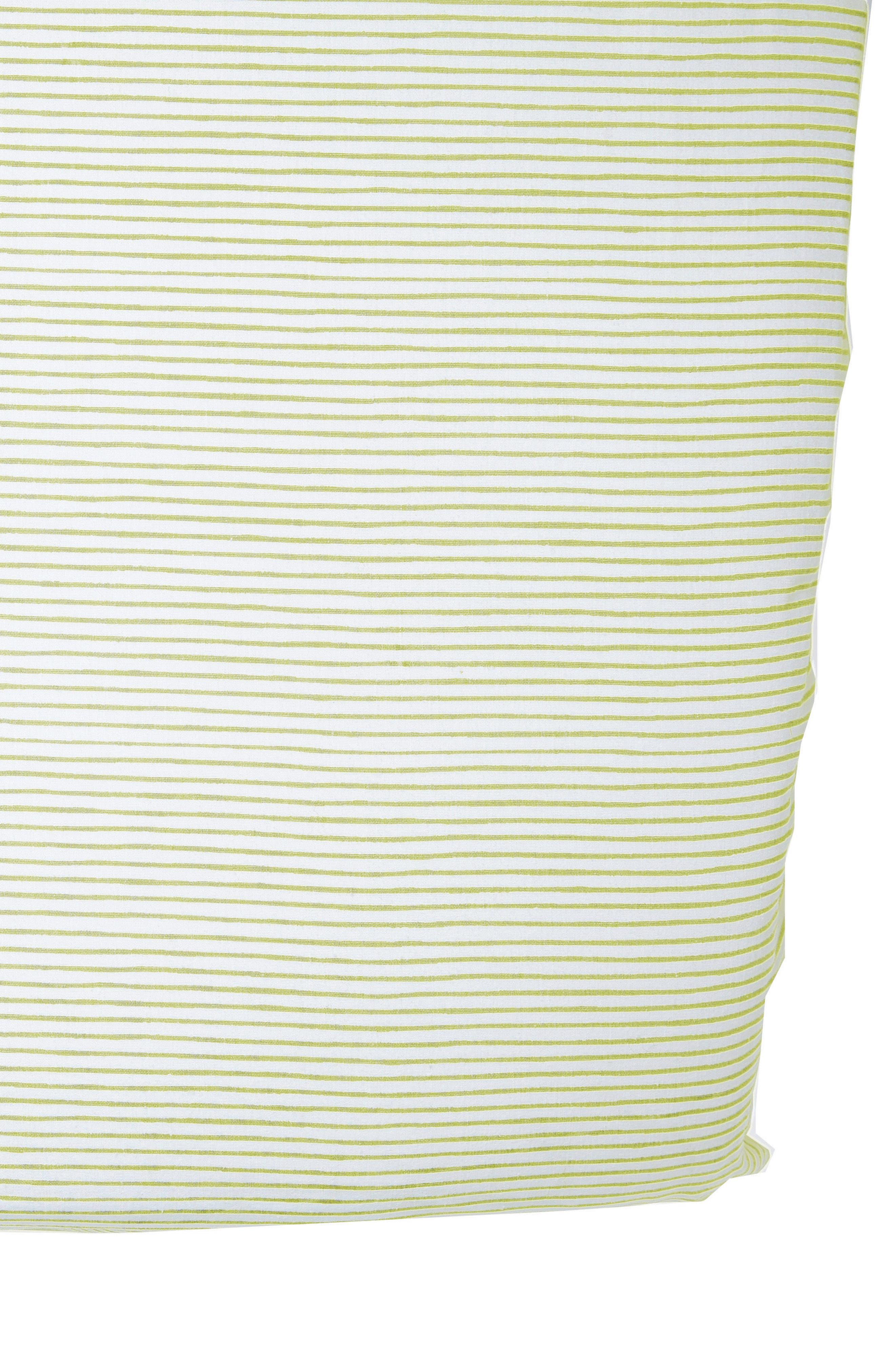 PEHR Pencil Stripe Crib Sheet, Main, color, 300