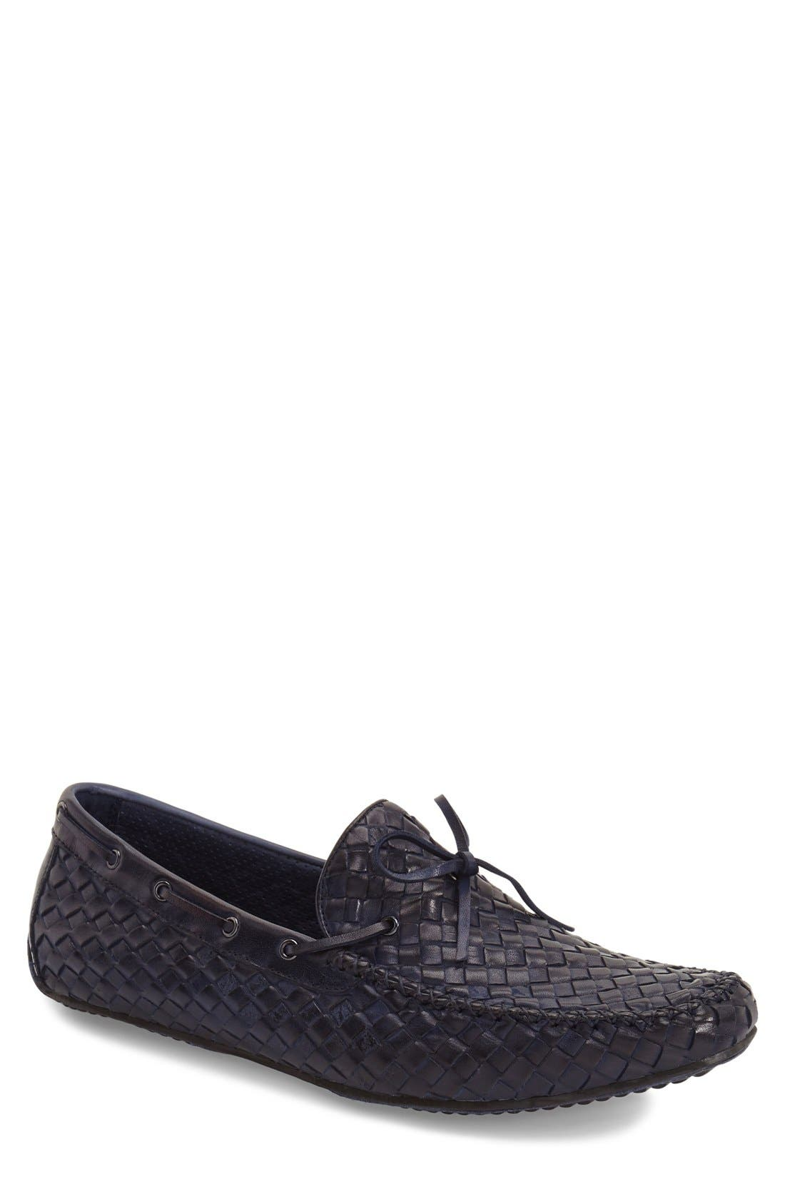 Leather Loafer,                             Main thumbnail 8, color,