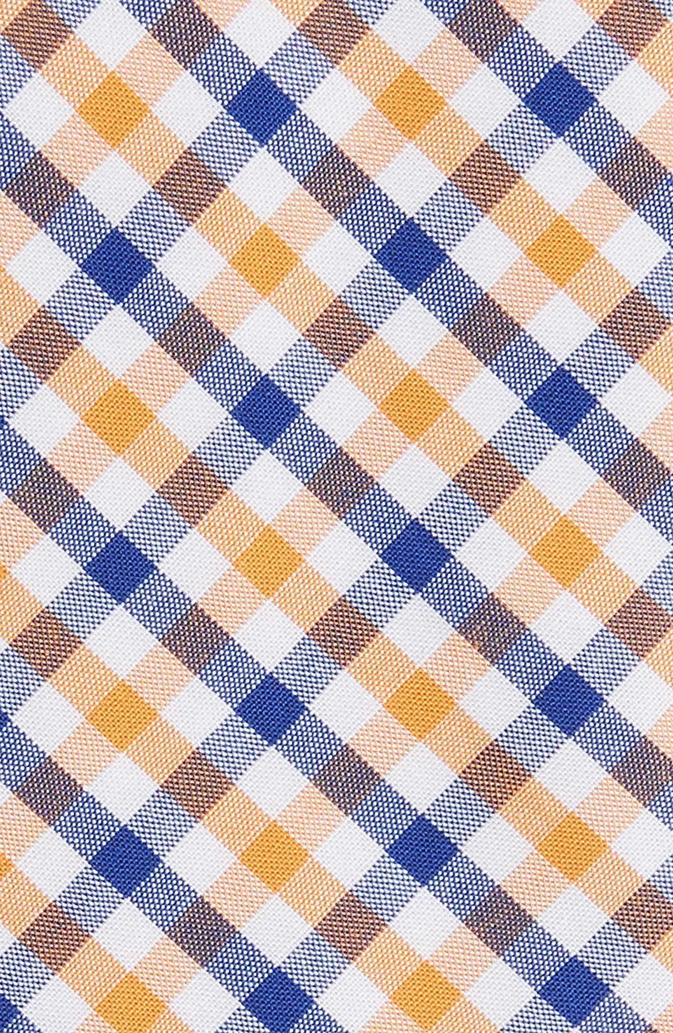 Robin Diamond Check Skinny Tie,                             Alternate thumbnail 10, color,