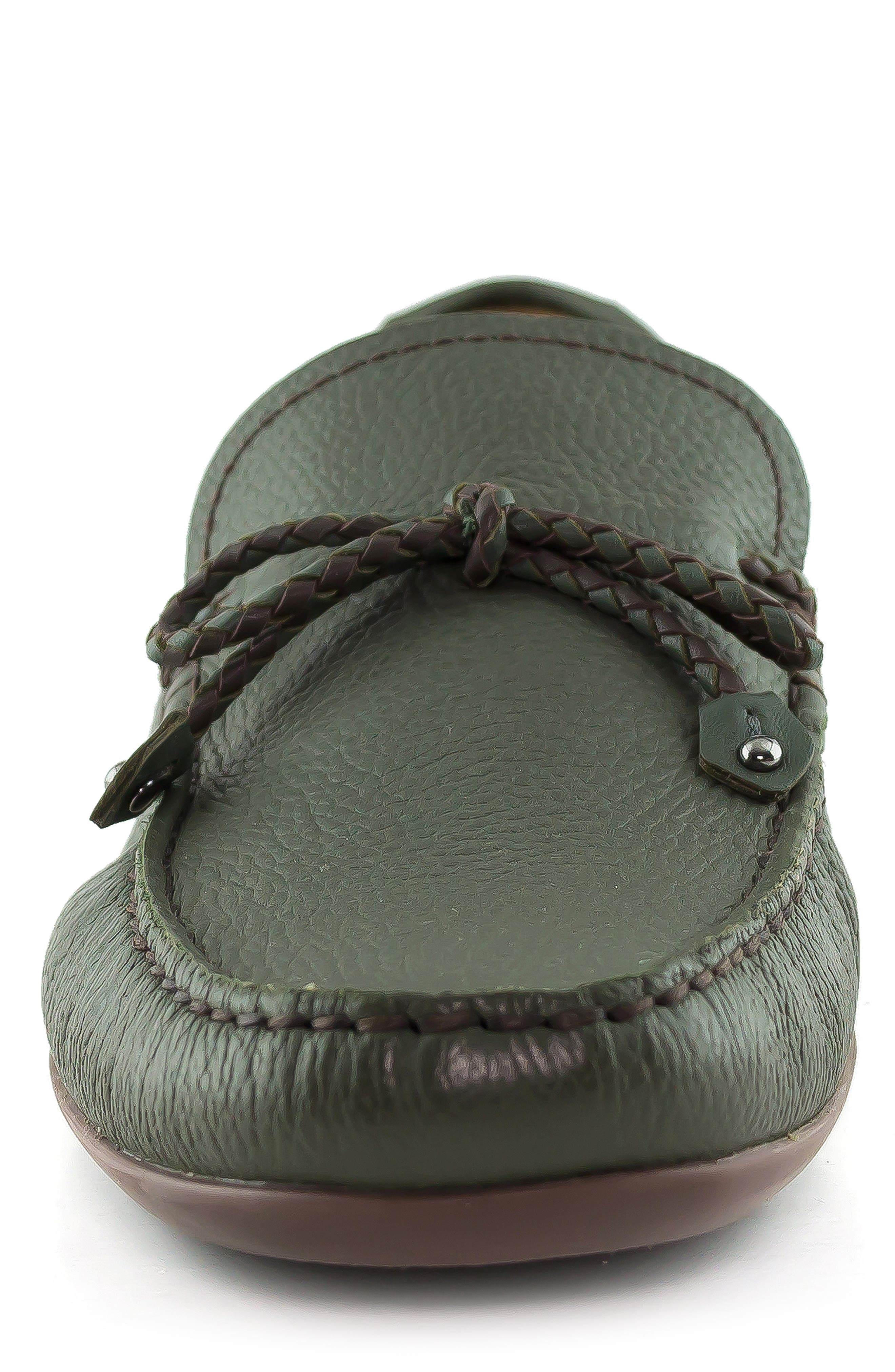 'Cypress Hill' Driving Shoe,                             Alternate thumbnail 4, color,                             315