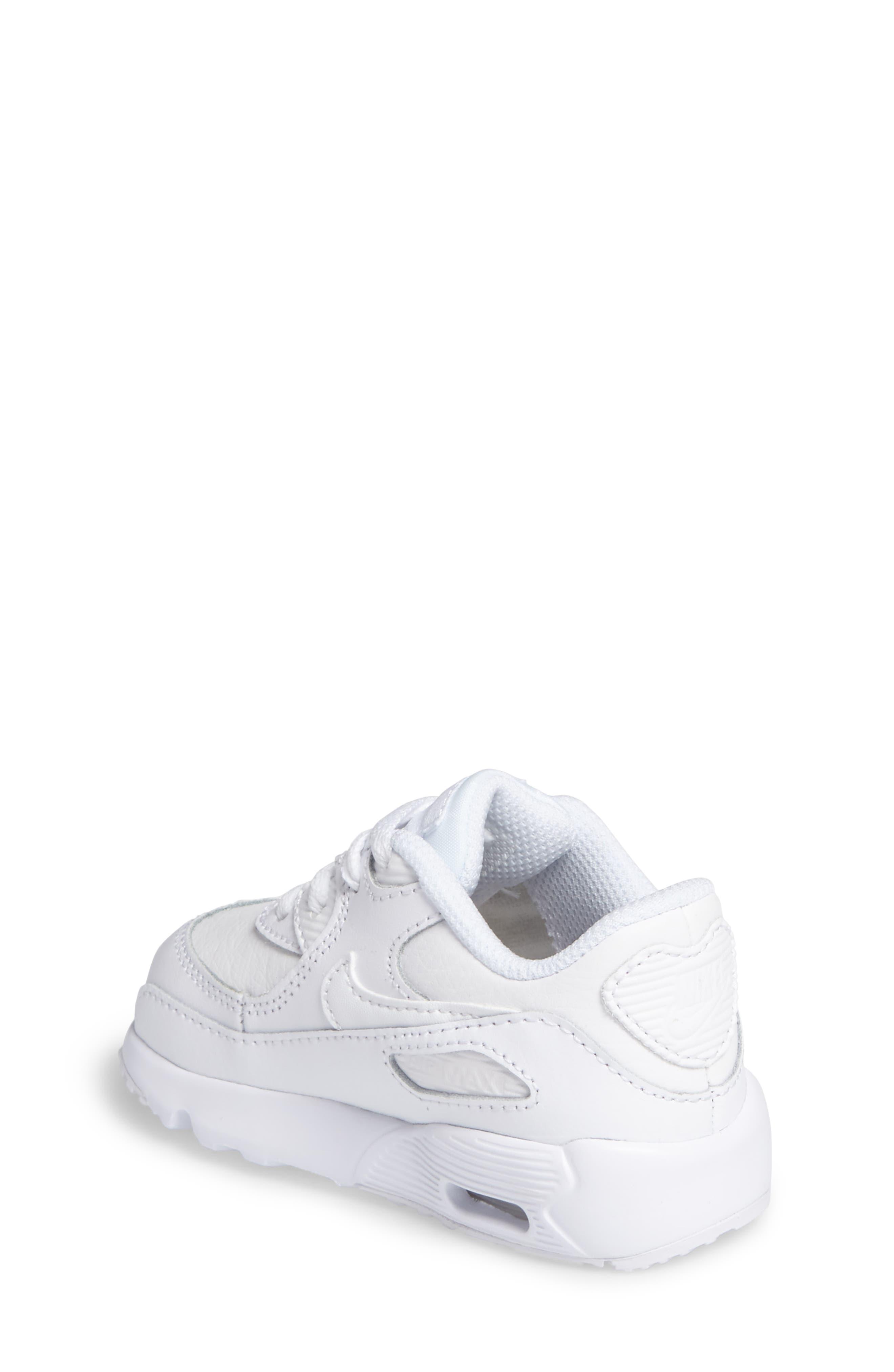 Air Max 90 Sneaker,                             Alternate thumbnail 6, color,
