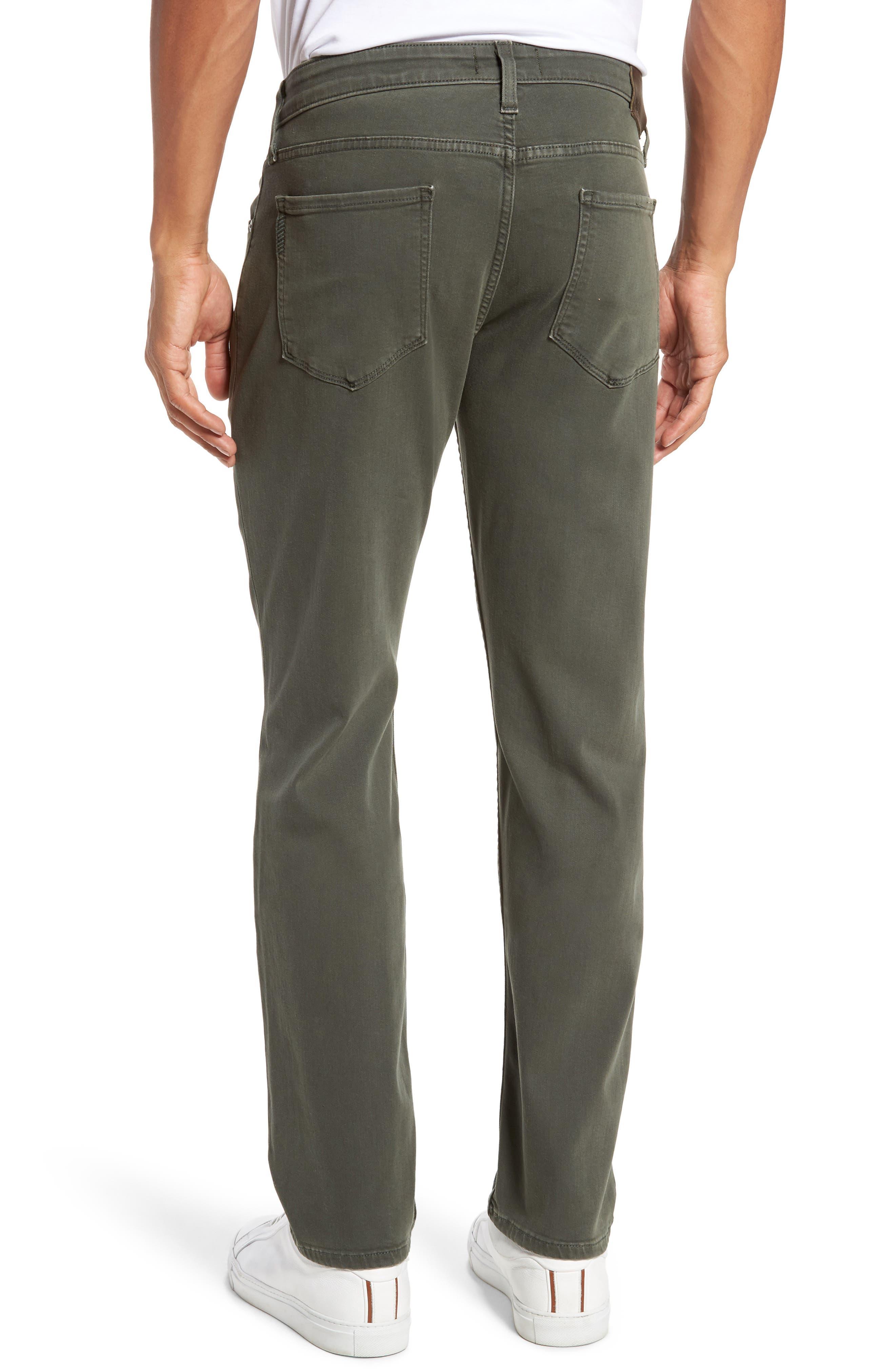 Transcend - Federal Slim Straight Leg Jeans,                             Alternate thumbnail 2, color,                             300