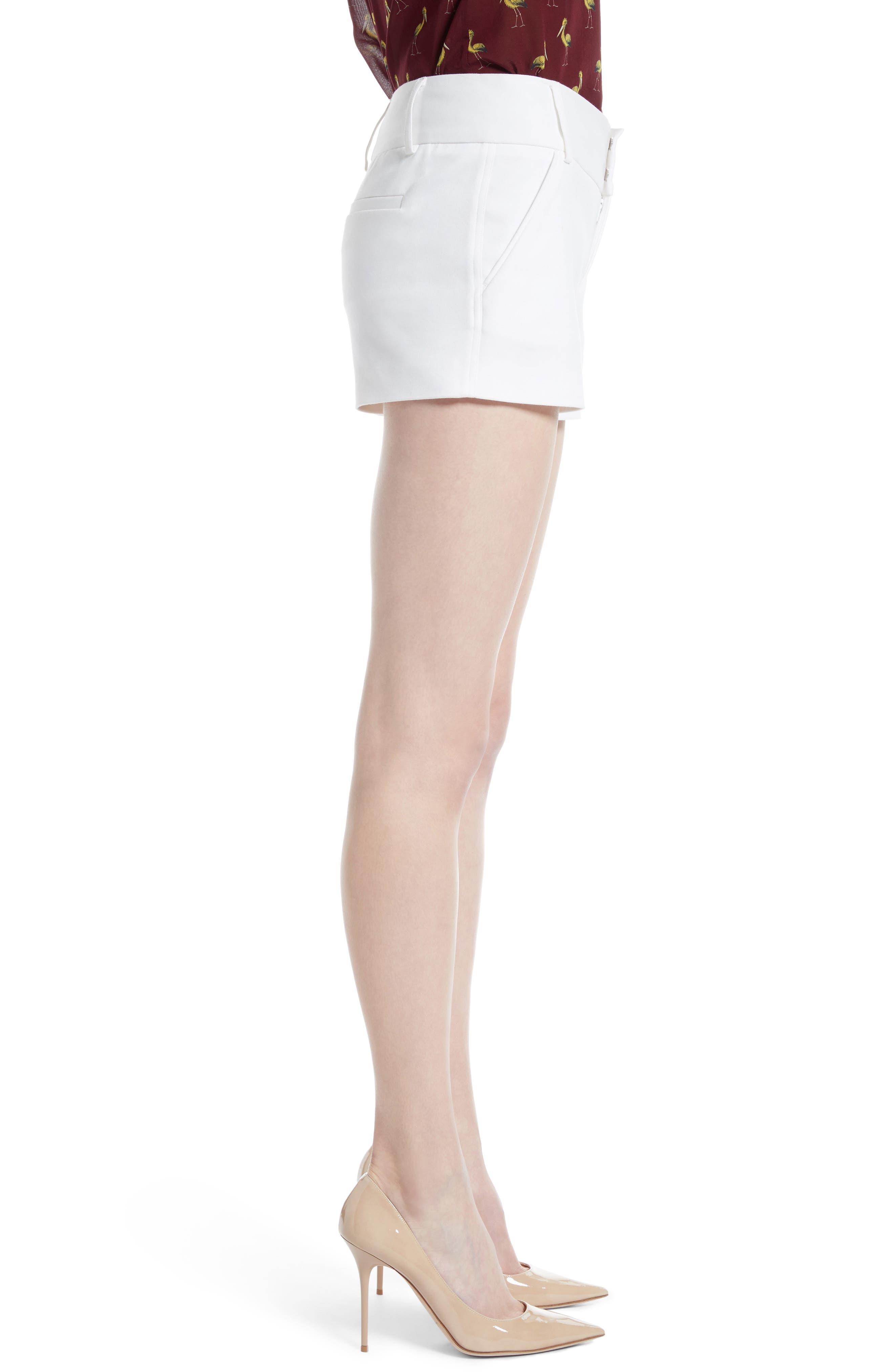 Cady Cotton Blend Shorts,                             Alternate thumbnail 6, color,