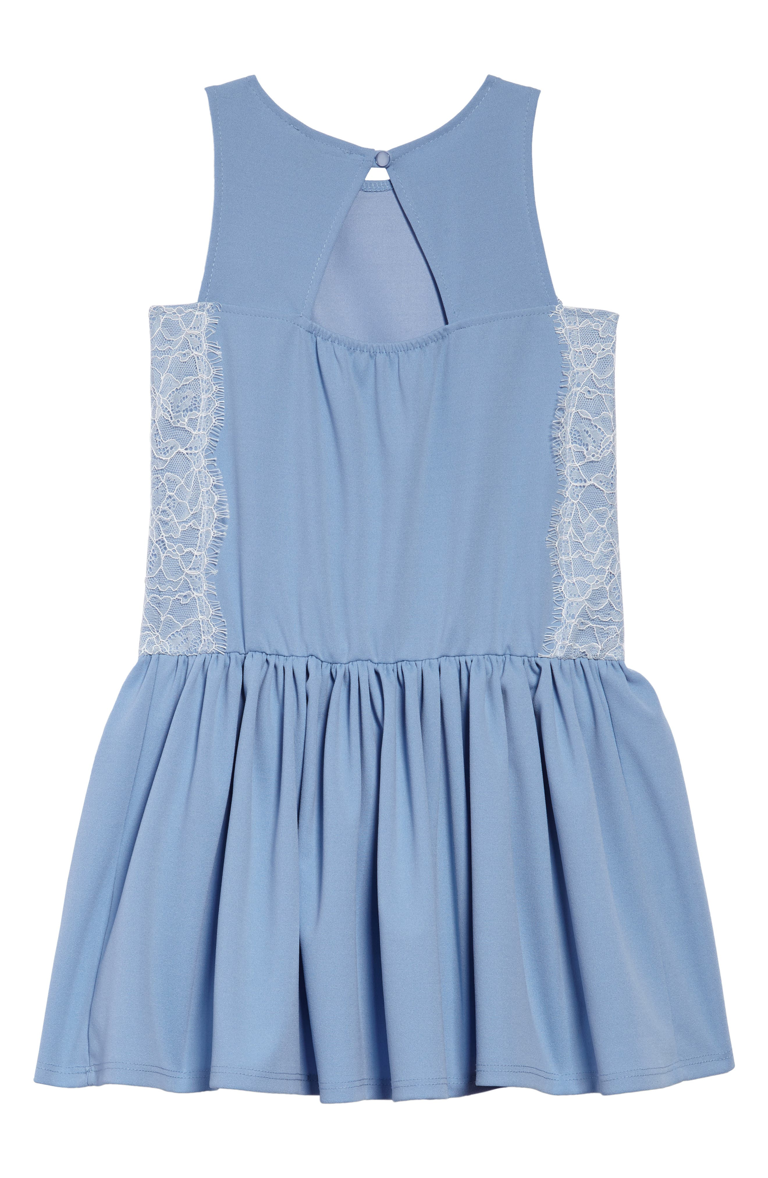 Drop Waist Dress,                             Alternate thumbnail 2, color,                             400