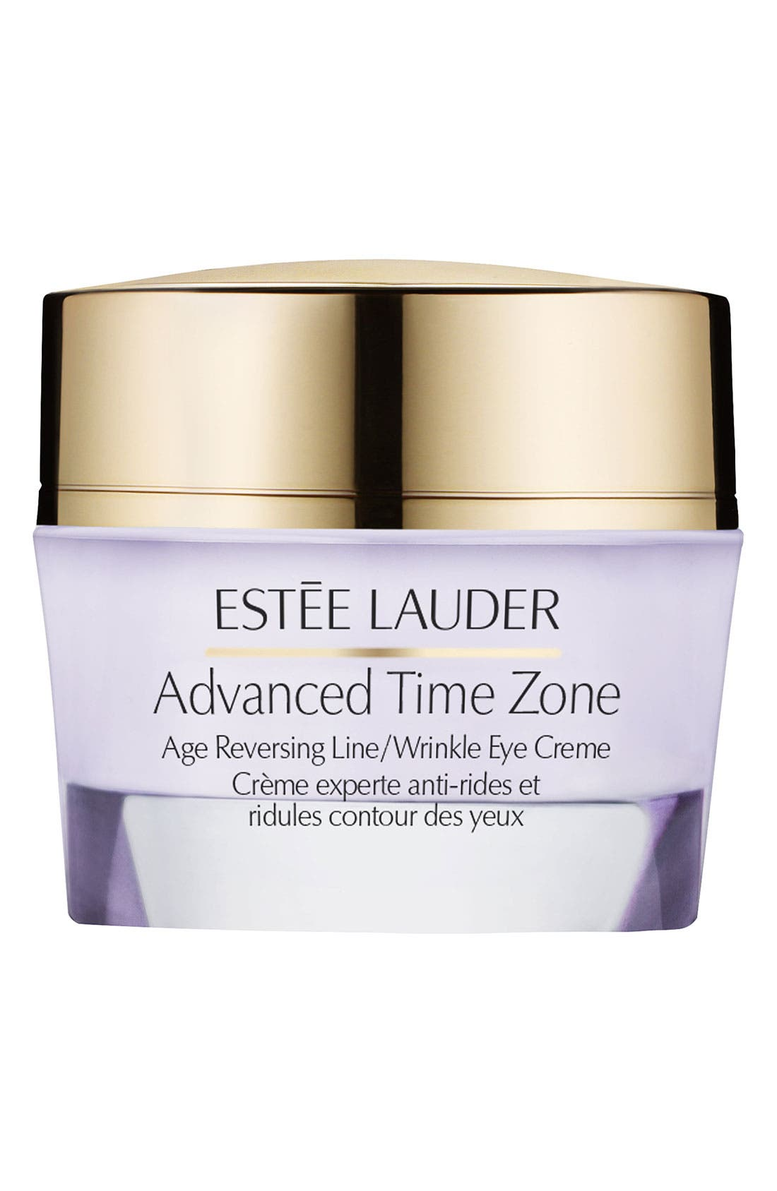 Advanced Time Zone Age Reversing Line/Wrinkle Eye Creme,                             Main thumbnail 1, color,                             000