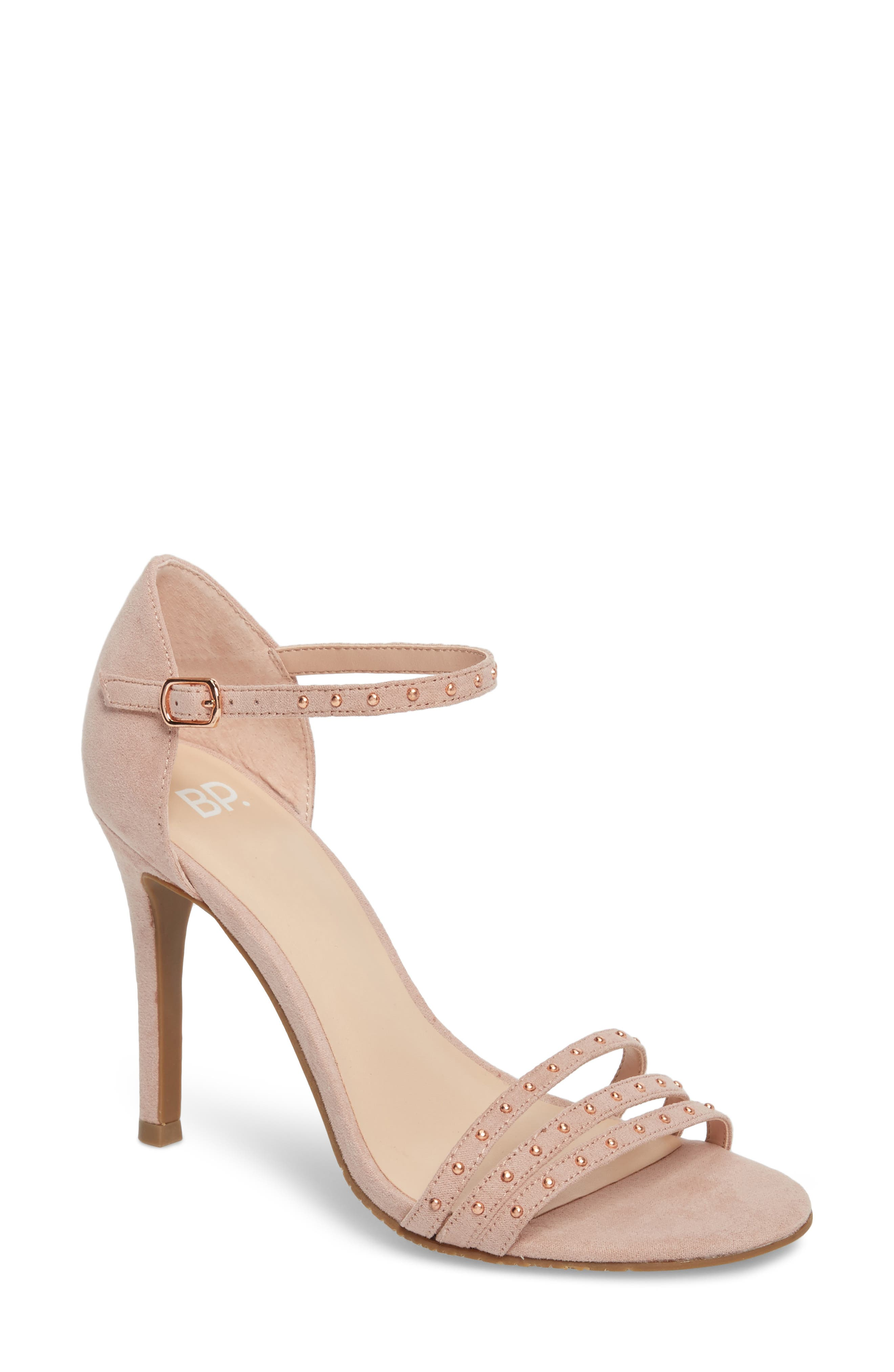 Aster Studded Strappy Sandal,                             Main thumbnail 3, color,