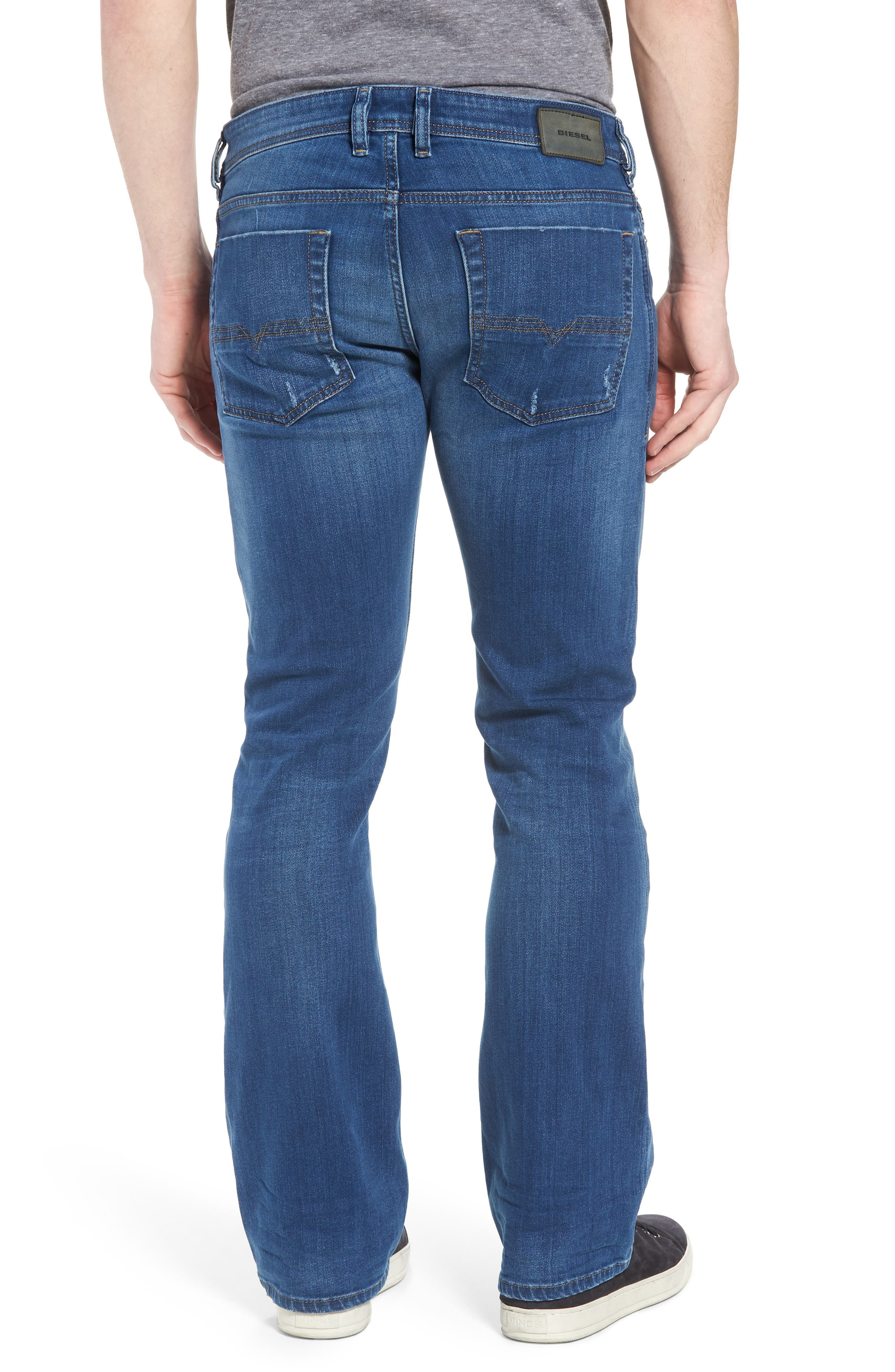 Zatiny Bootcut Jeans,                             Alternate thumbnail 2, color,