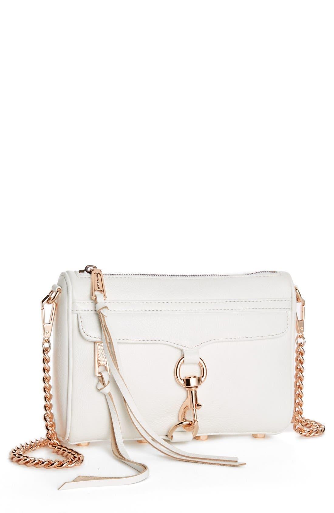 'Mini MAC' Convertible Crossbody Bag,                             Main thumbnail 2, color,