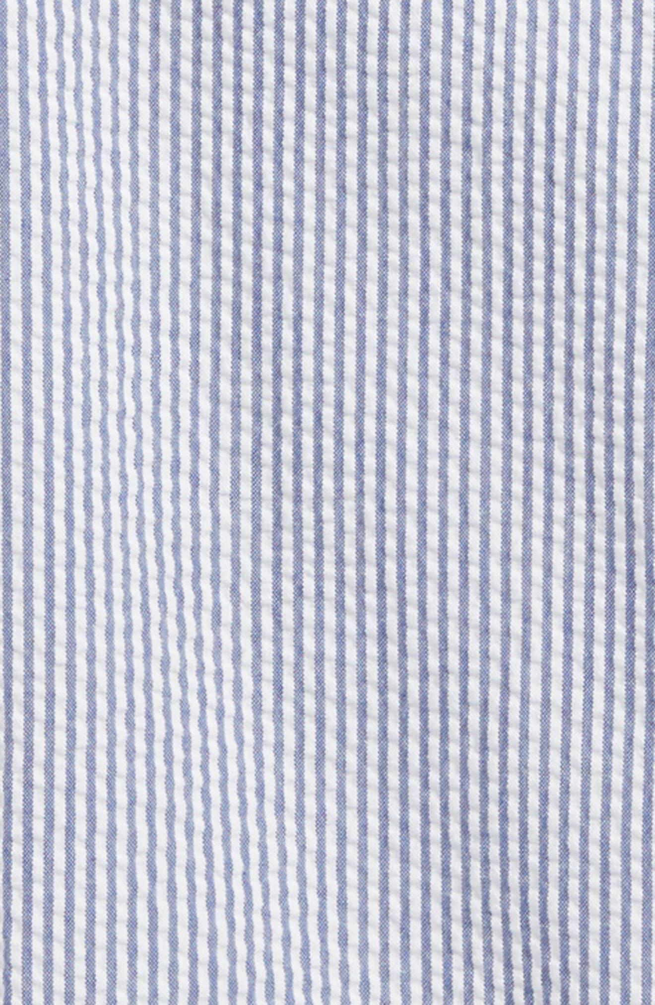 Seersucker Suit Set,                             Alternate thumbnail 2, color,                             402