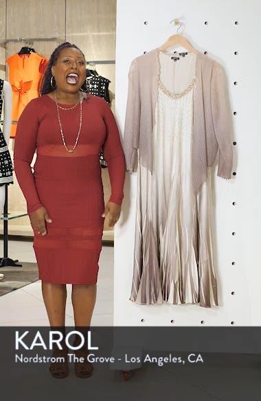 Beaded A-Line Dress & Jacket, sales video thumbnail